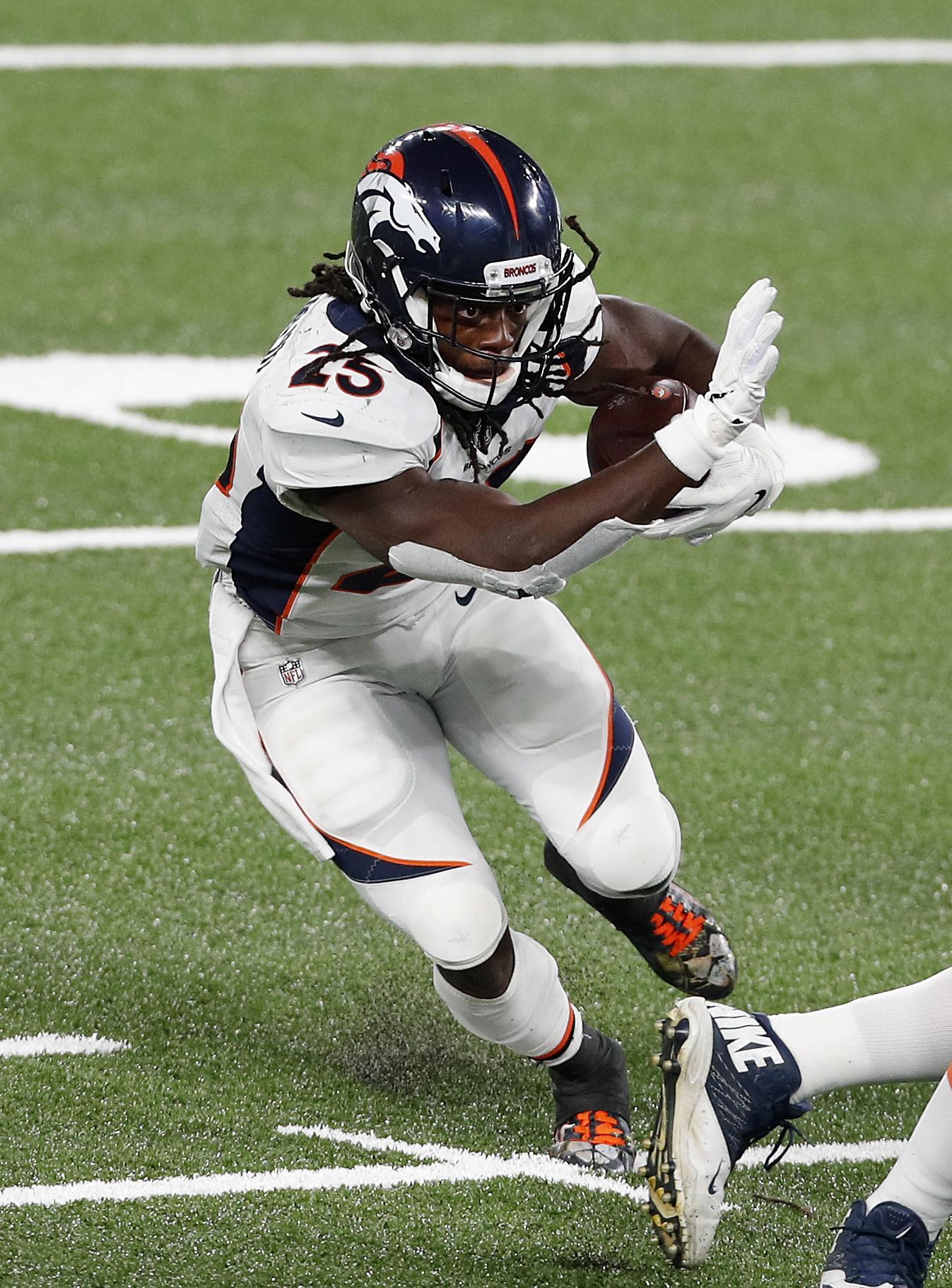 Denver Broncos v New York Jets