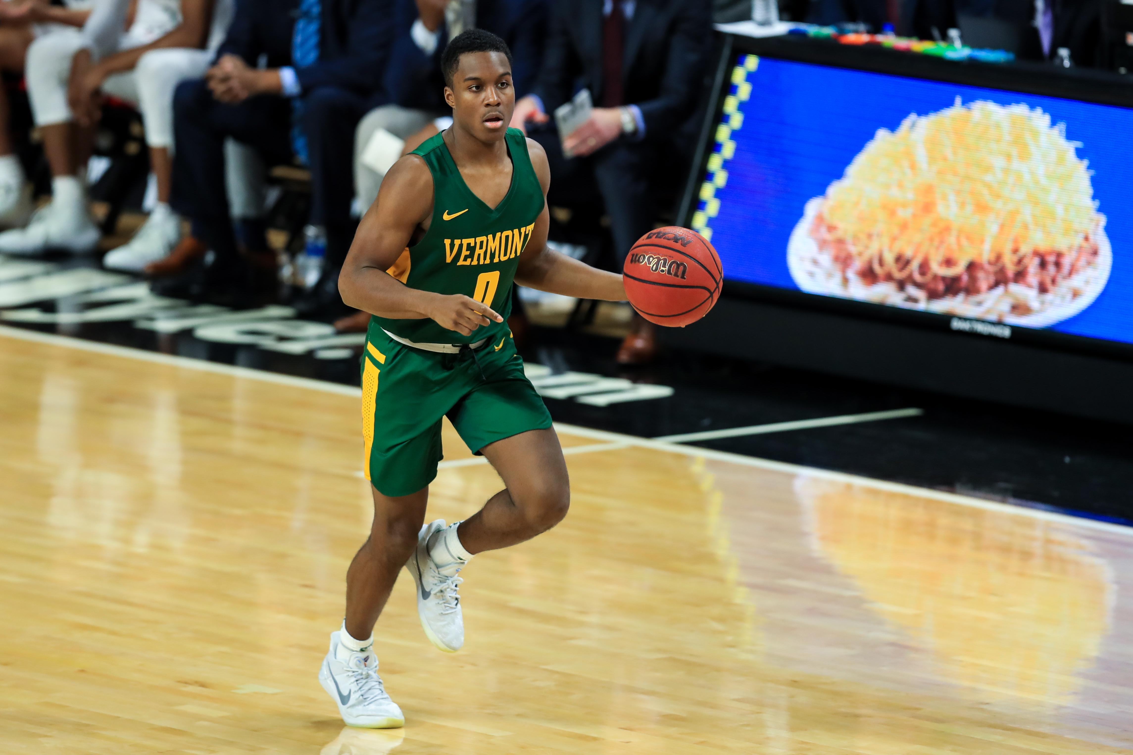 NCAA Basketball: Vermont at Cincinnati