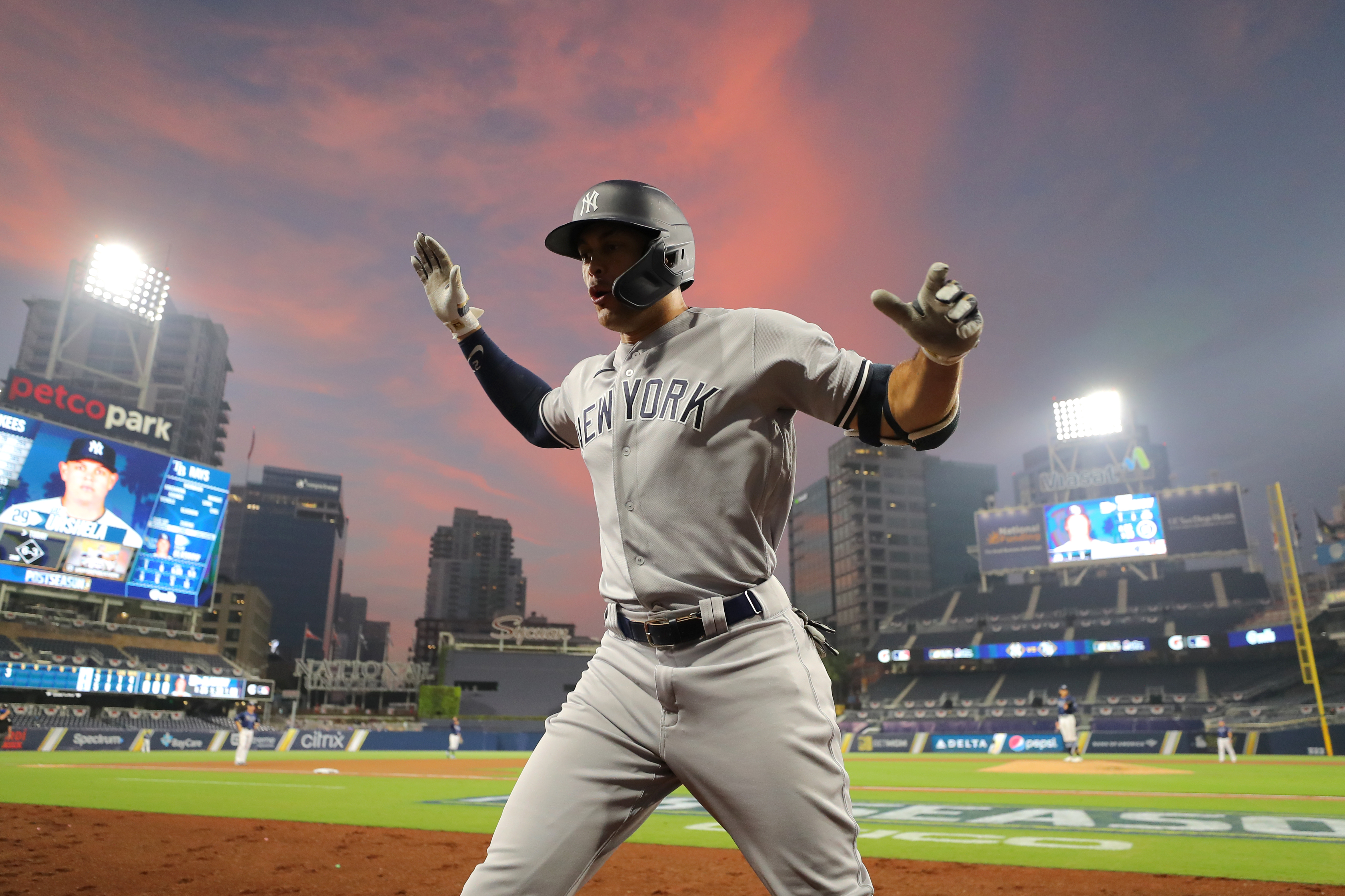 American League Division Series Game 2: New York Yankees v. Tampa Bay Rays