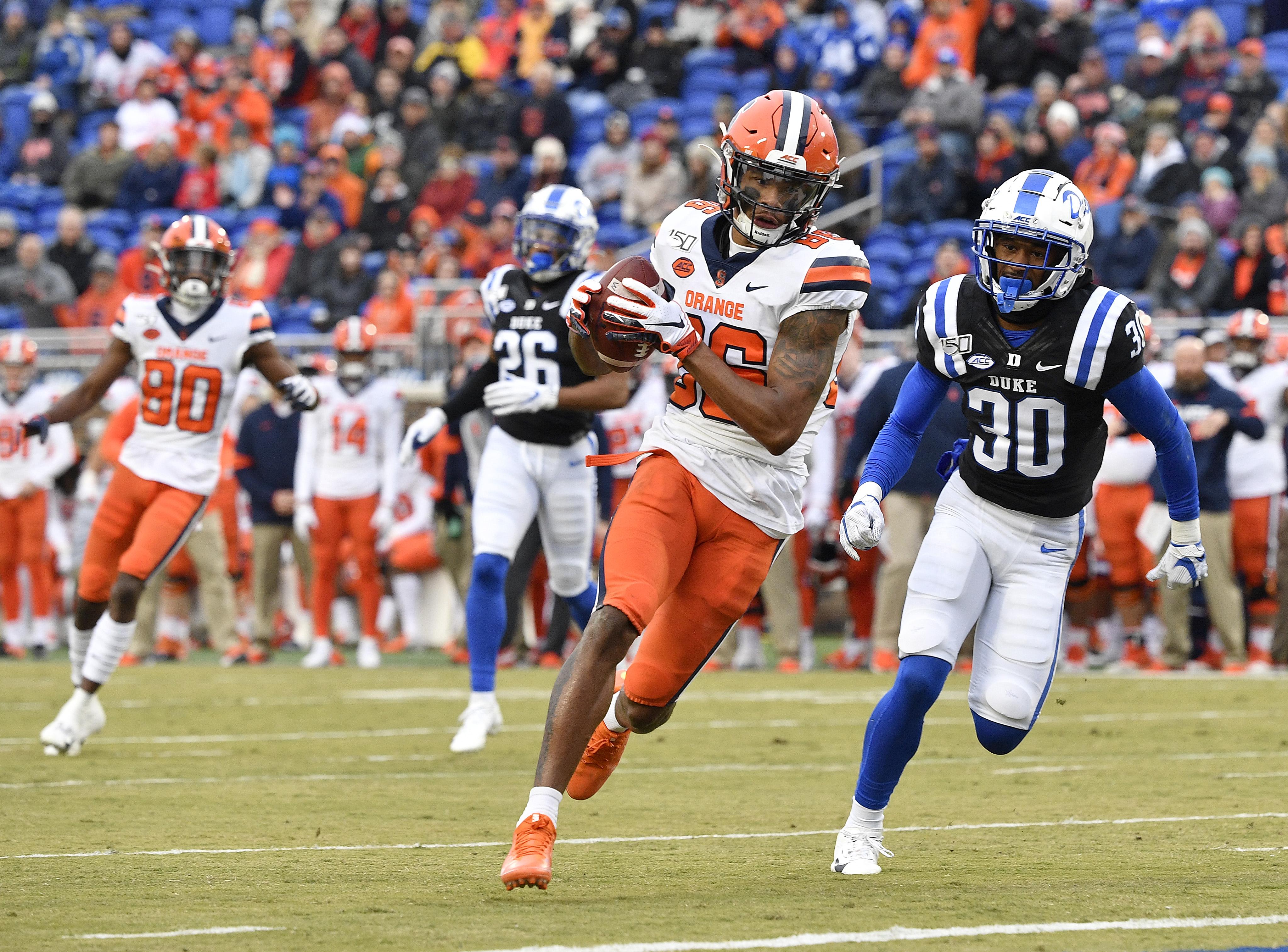 Syracuse v Duke