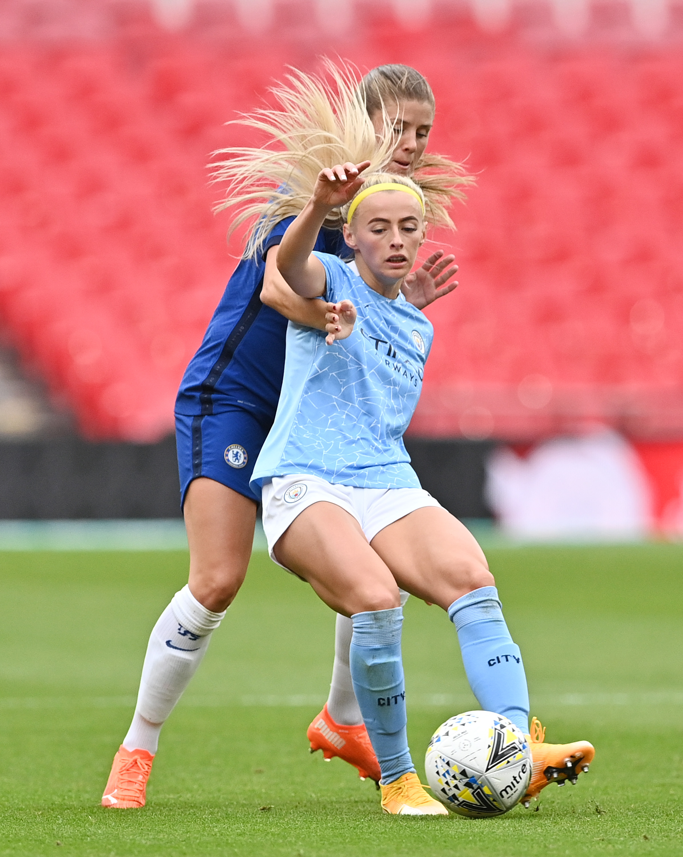Chelsea v Manchester City - Women's FA Community Shield