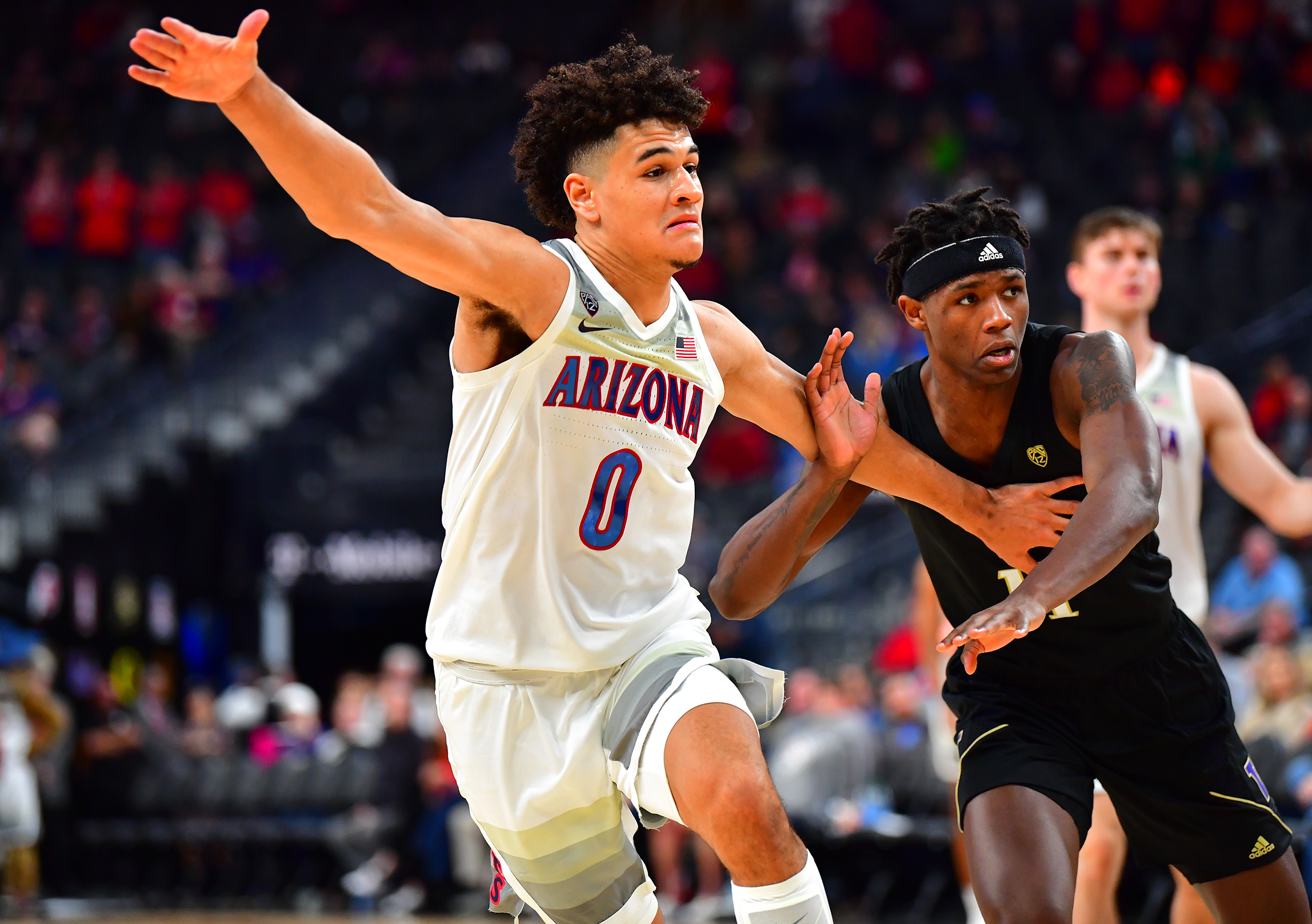 NCAA Basketball: Pac-12 Tournament-Washington vs Arizona