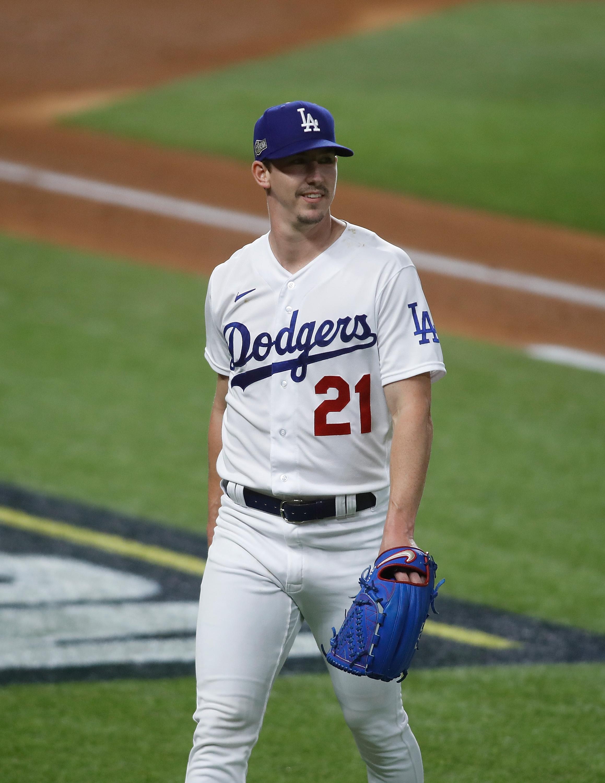 MLB: NLDS-San Diego Padres at Los Angeles Dodgers