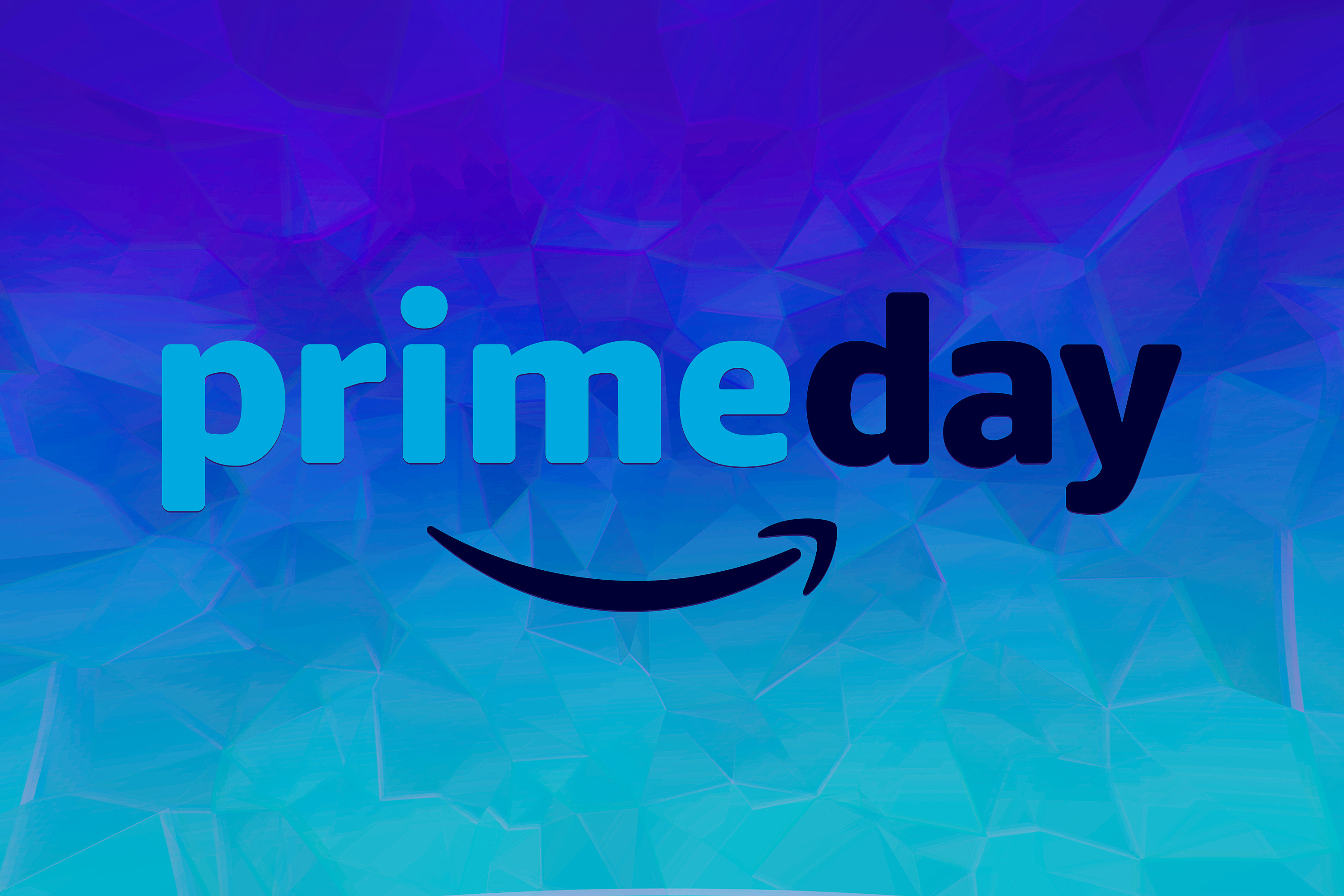 """Graphic background with Amazon """"prime day"""" logo"""