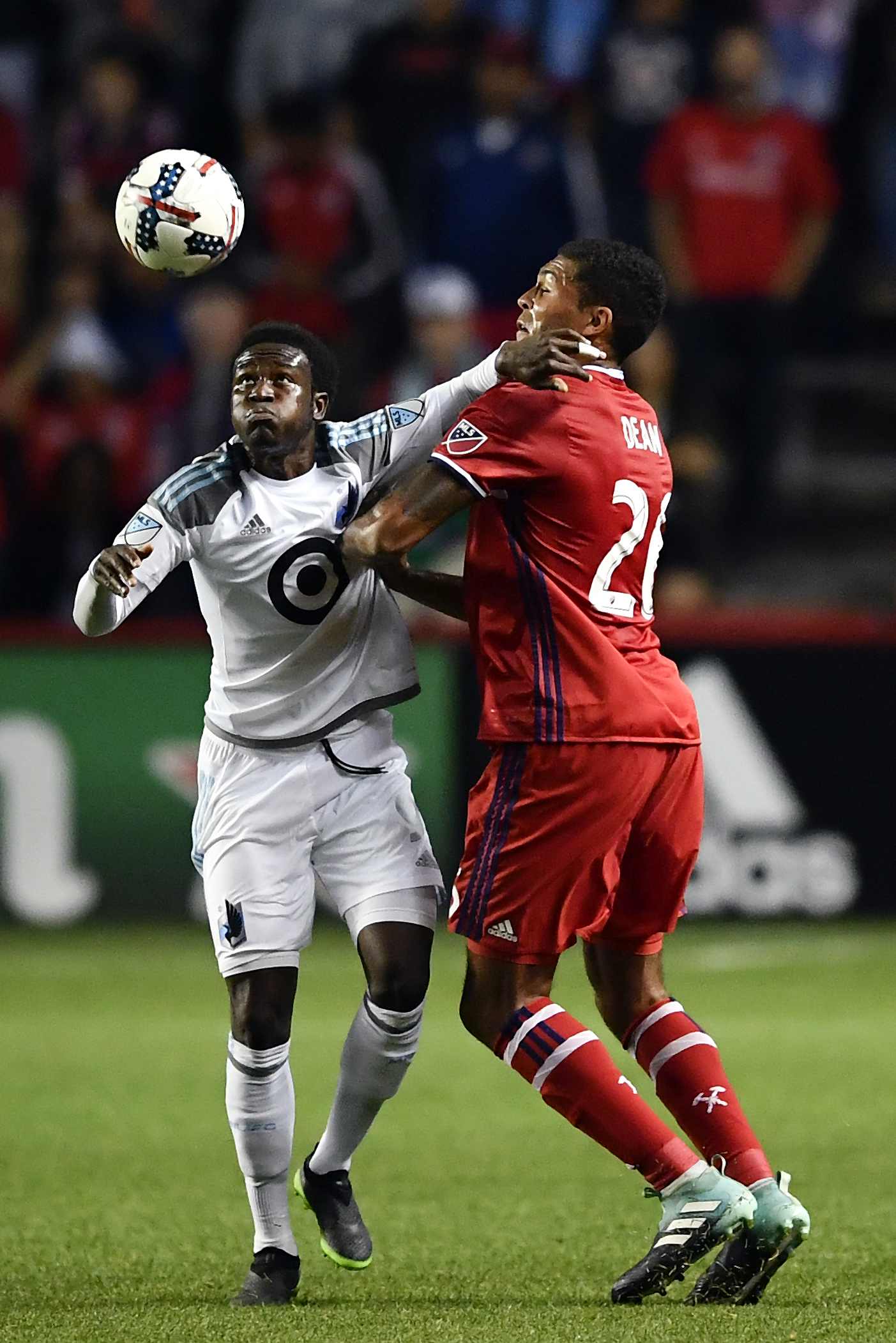 SOCCER: AUG 26 MLS - Minnesota United FC at Chicago Fire