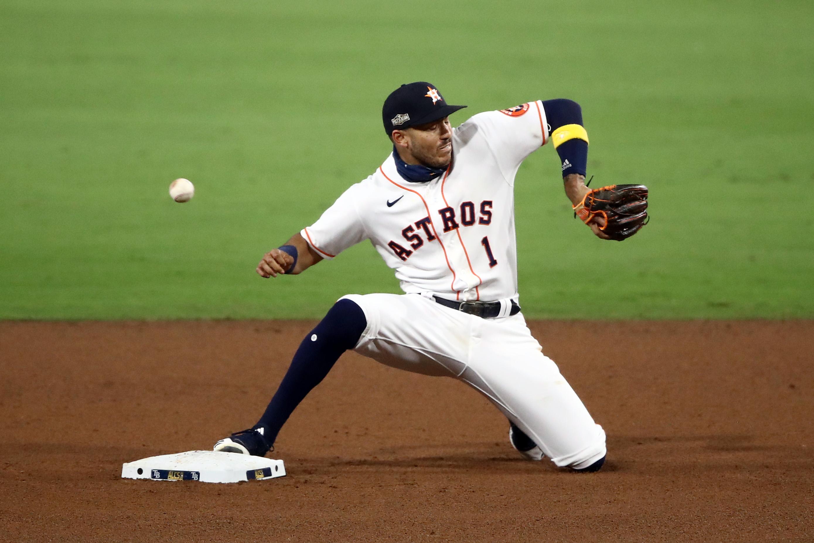 League Championship - Tampa Bay Rays v Houston Astros - Game Three