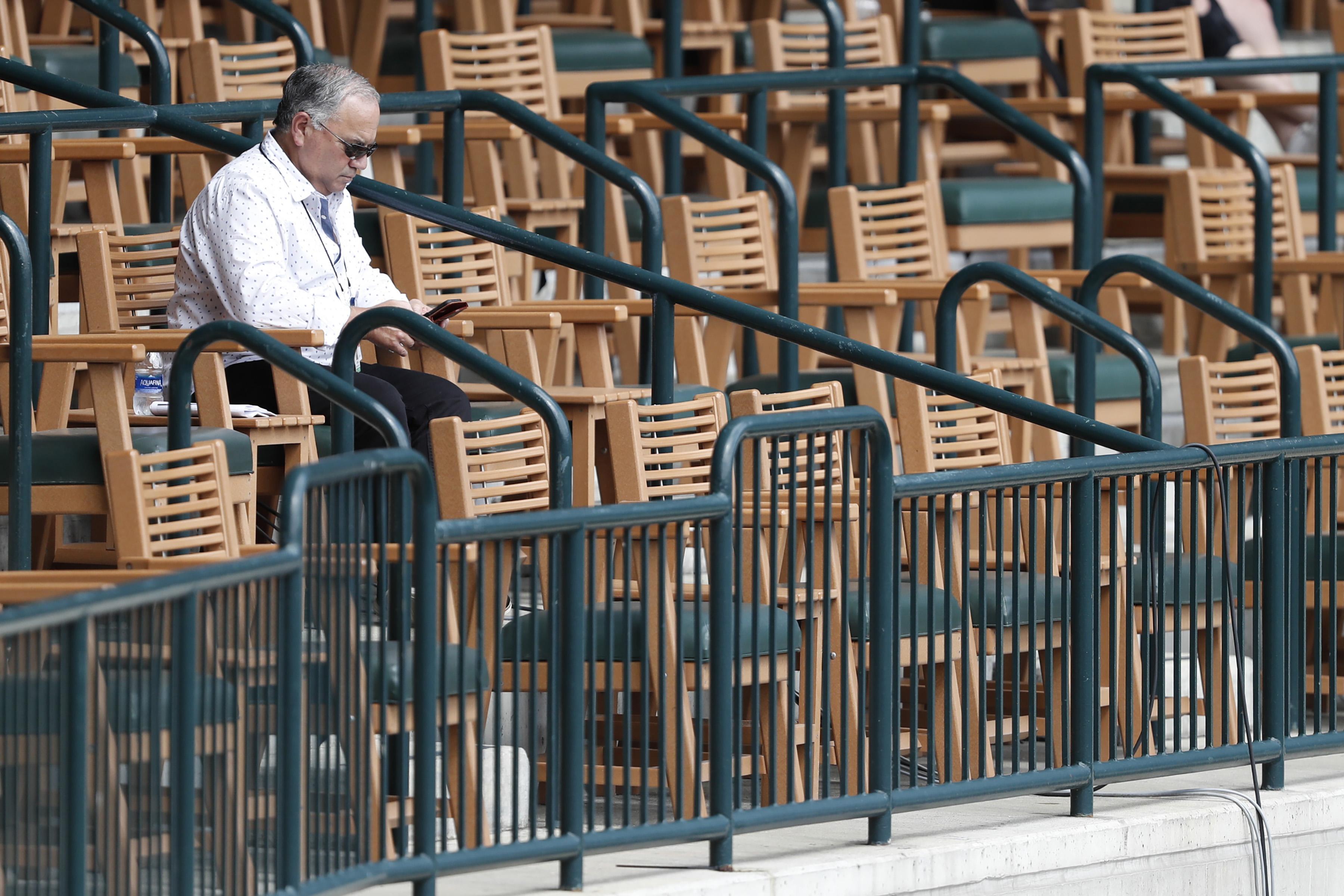 MLB: Game One-Minnesota Twins at Detroit Tigers