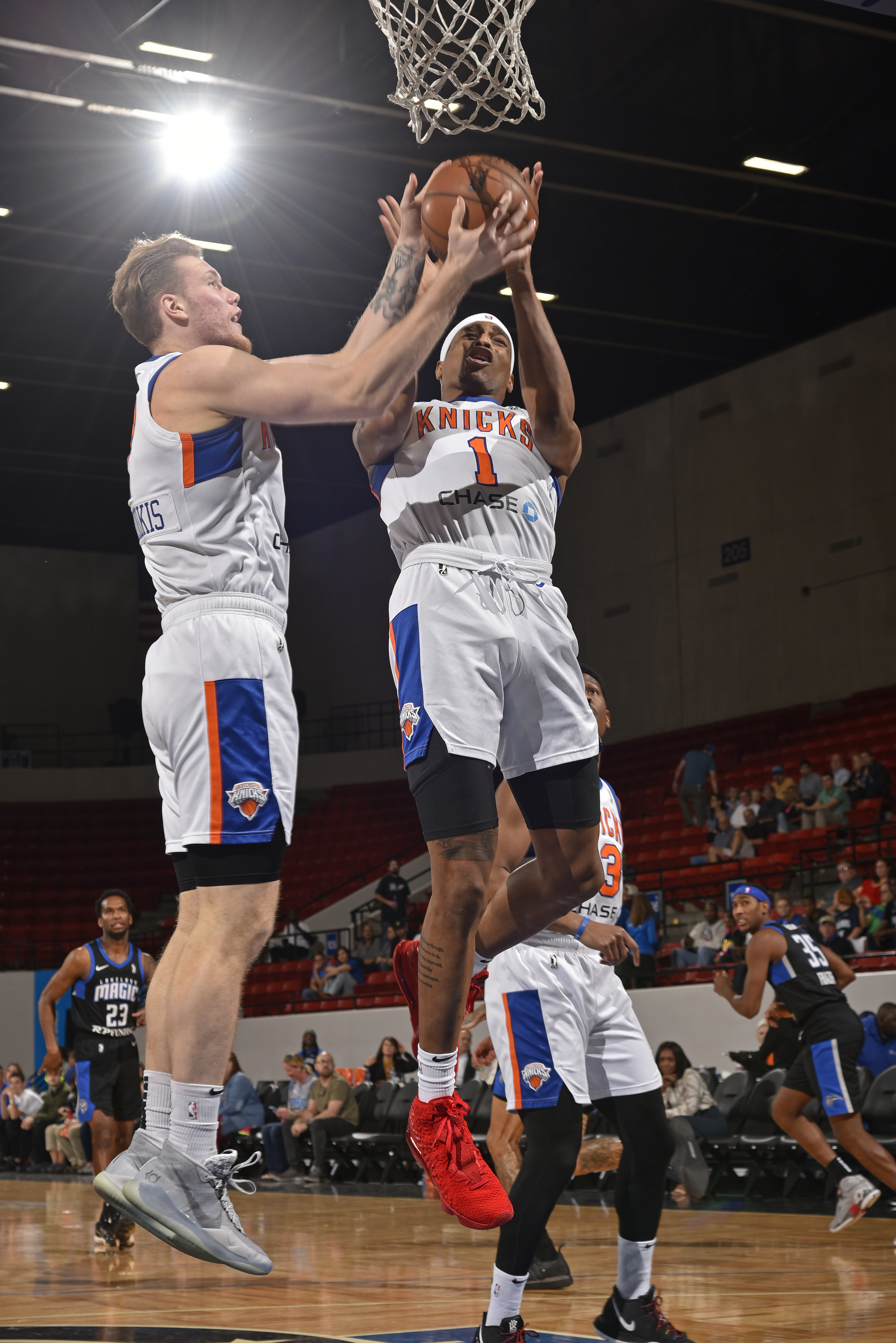 Westchester Knicks v Lakeland Magic