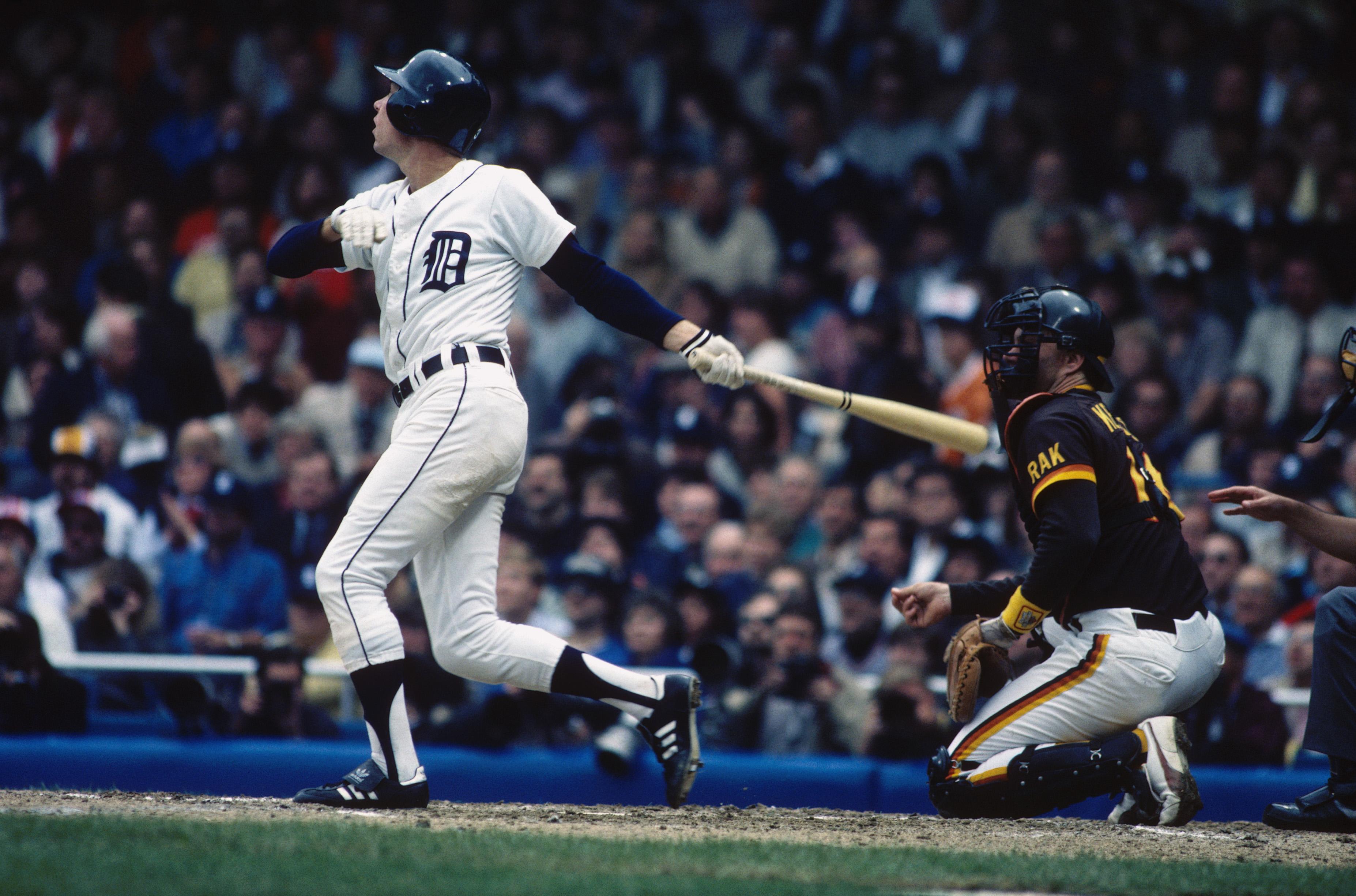 1984 World Series - Tigers v Padres