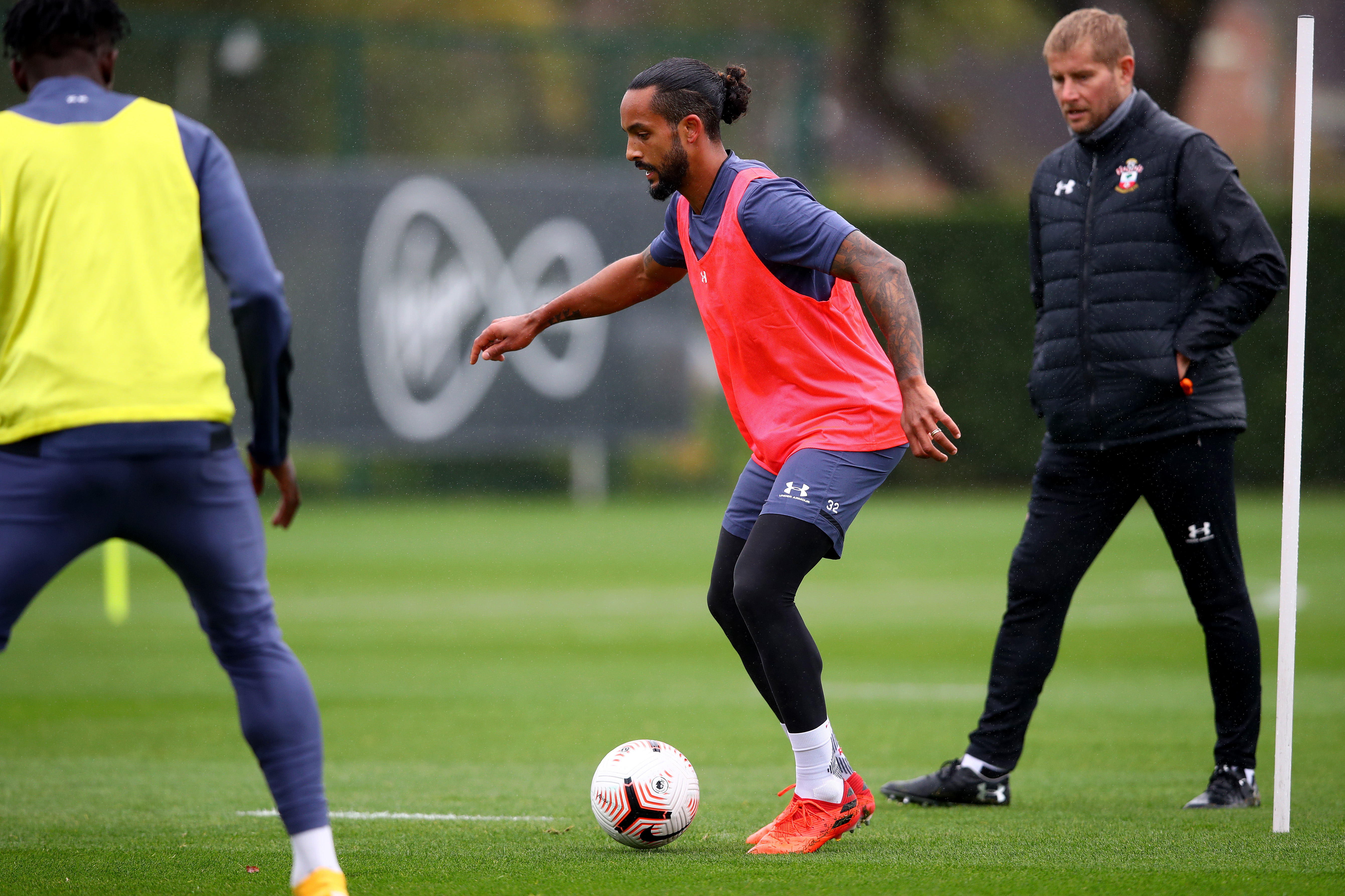 Southampton Saints signing Theo Walcott loan Everton looking forward to playing with Kyle Walker-Peters