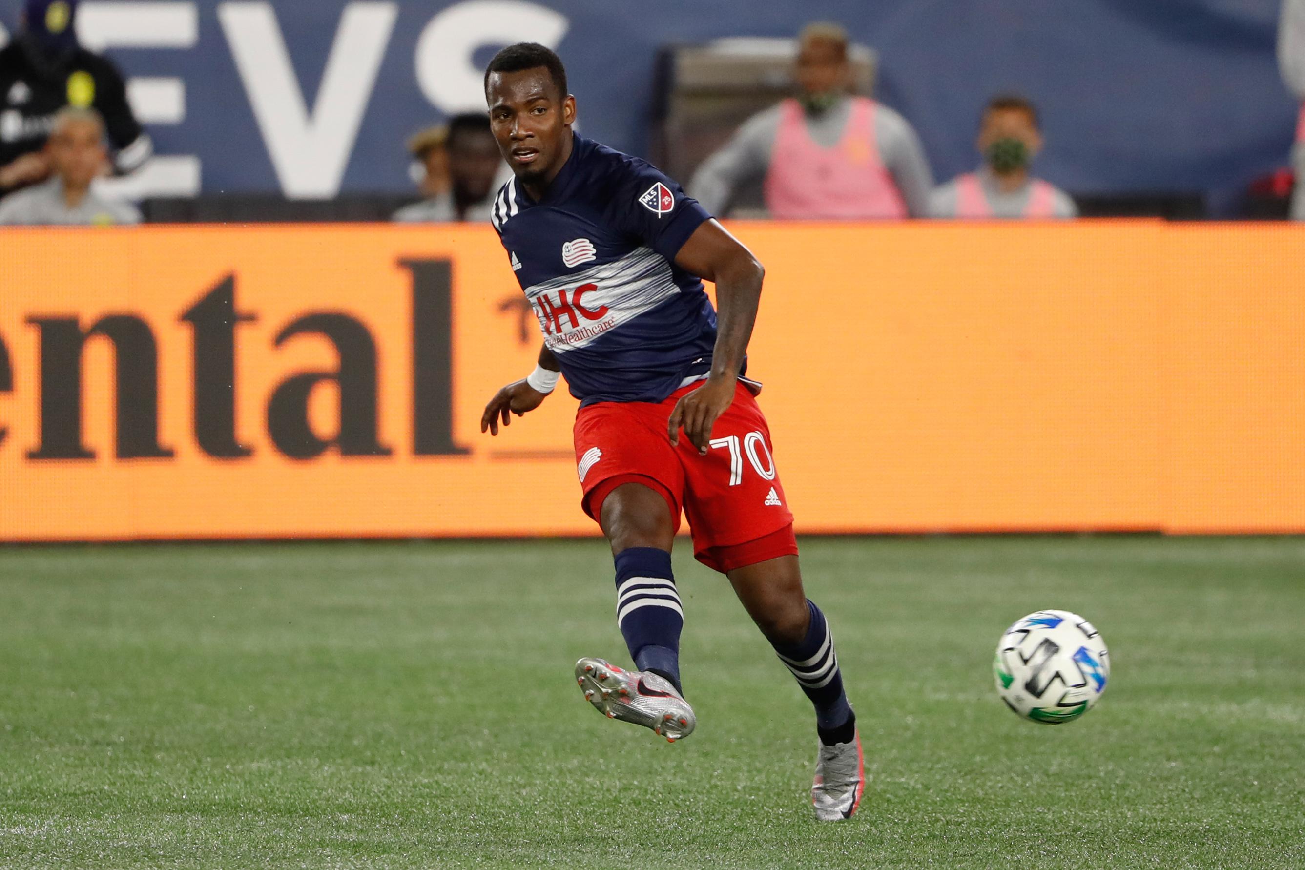 MLS: Nashville SC at New England Revolution