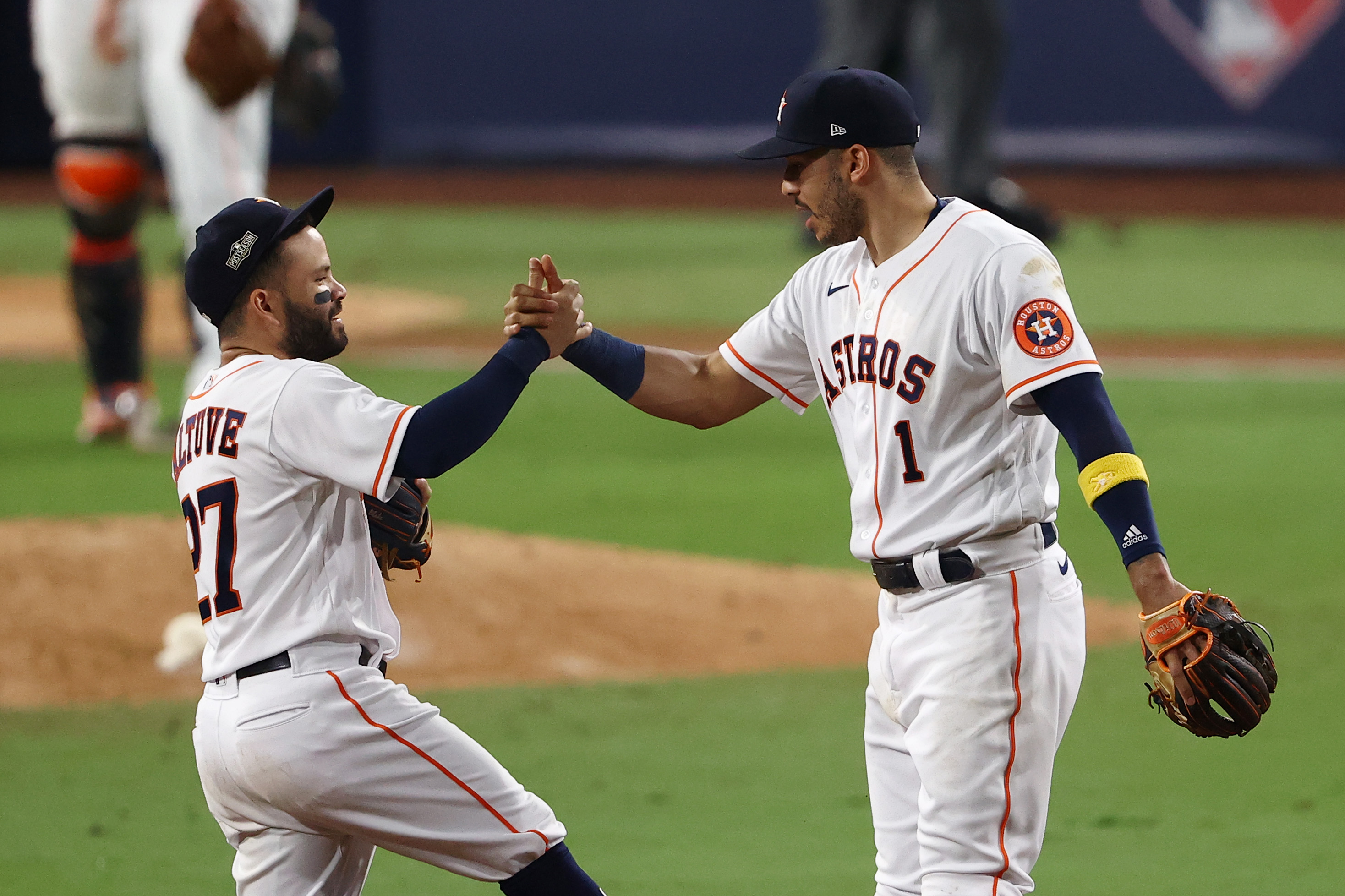 League Championship - Tampa Bay Rays v Houston Astros - Game Four