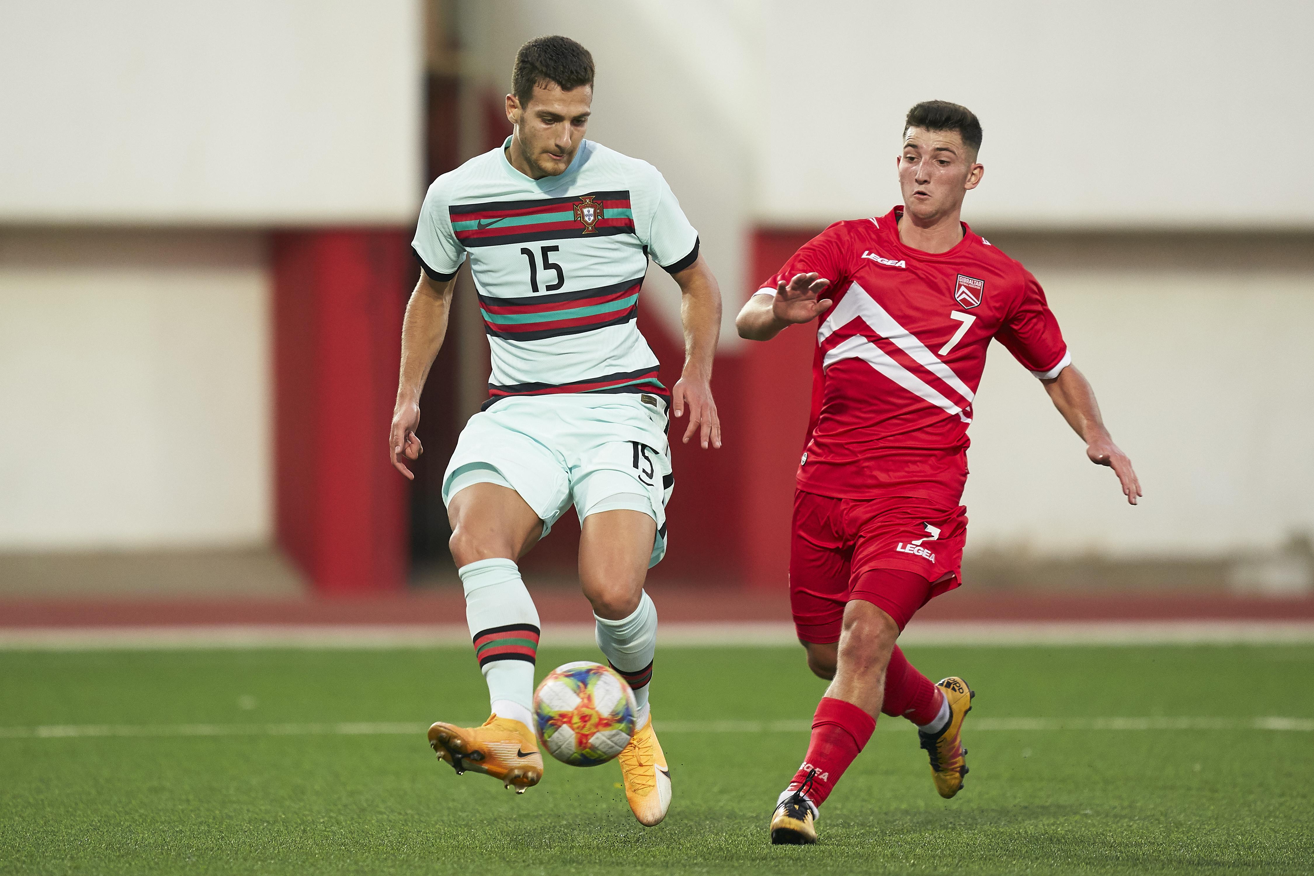 Gibraltar U21 v Portugal U21 - UEFA Euro Under 21 Qualifier