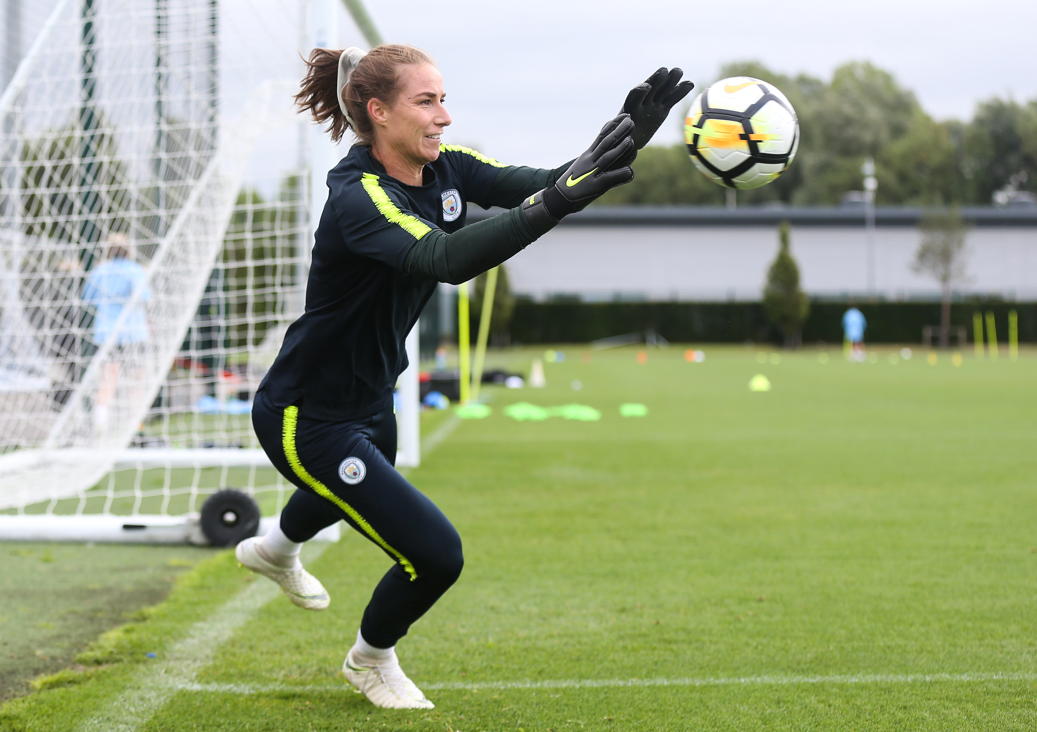 Manchester City Women Training Session