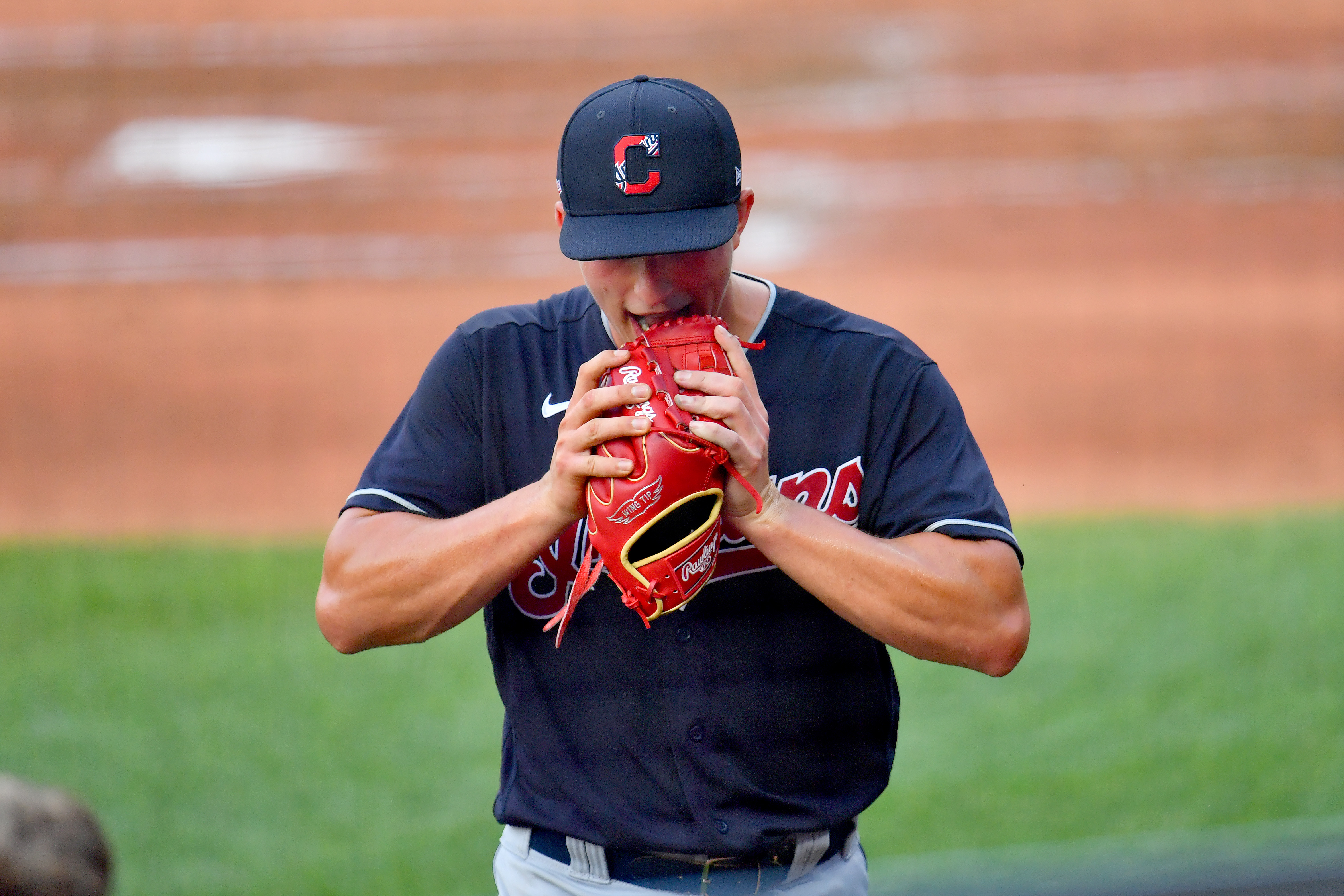 Cleveland Indians Summer Workouts