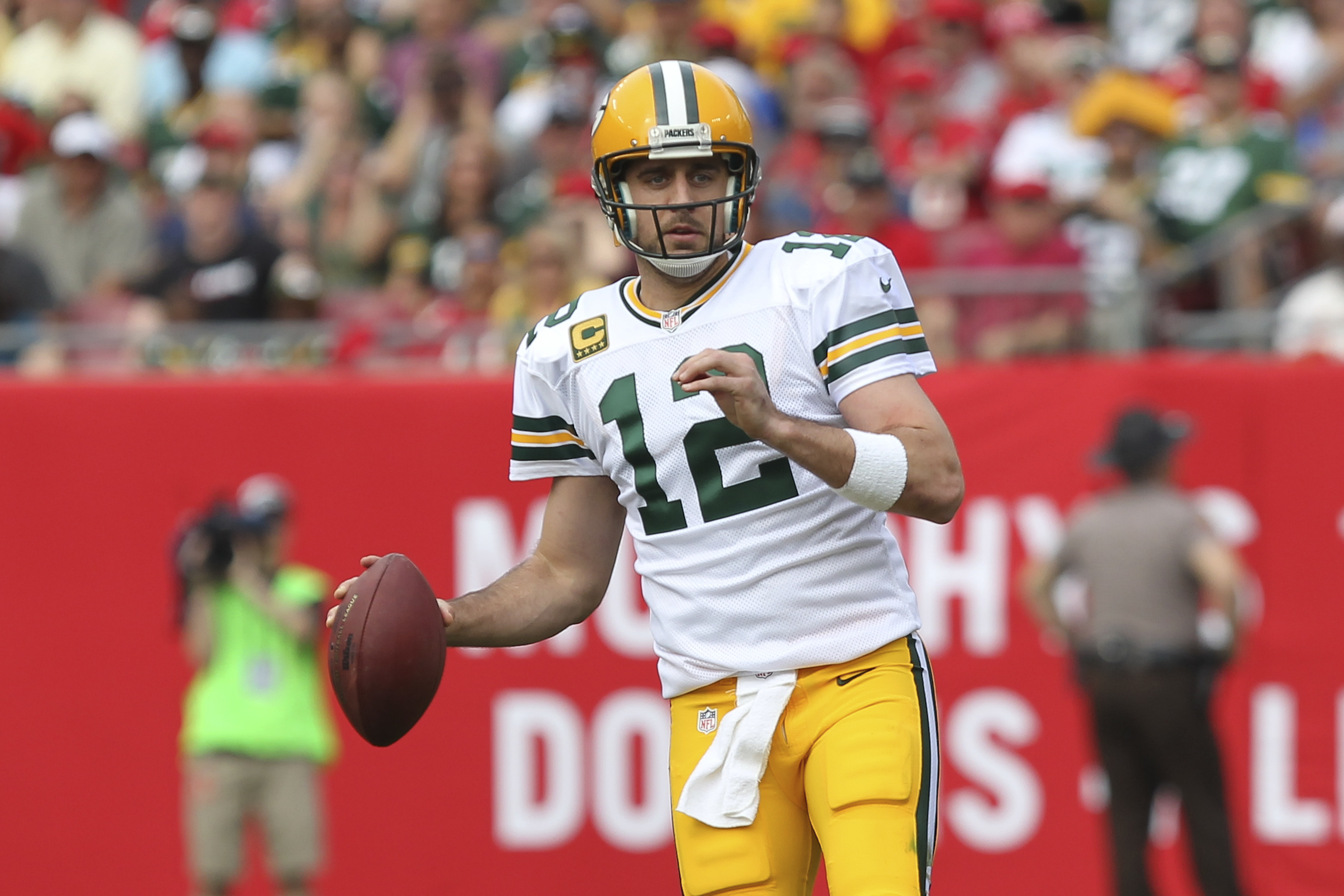 NFL: DEC 21 Packers at Buccaneers