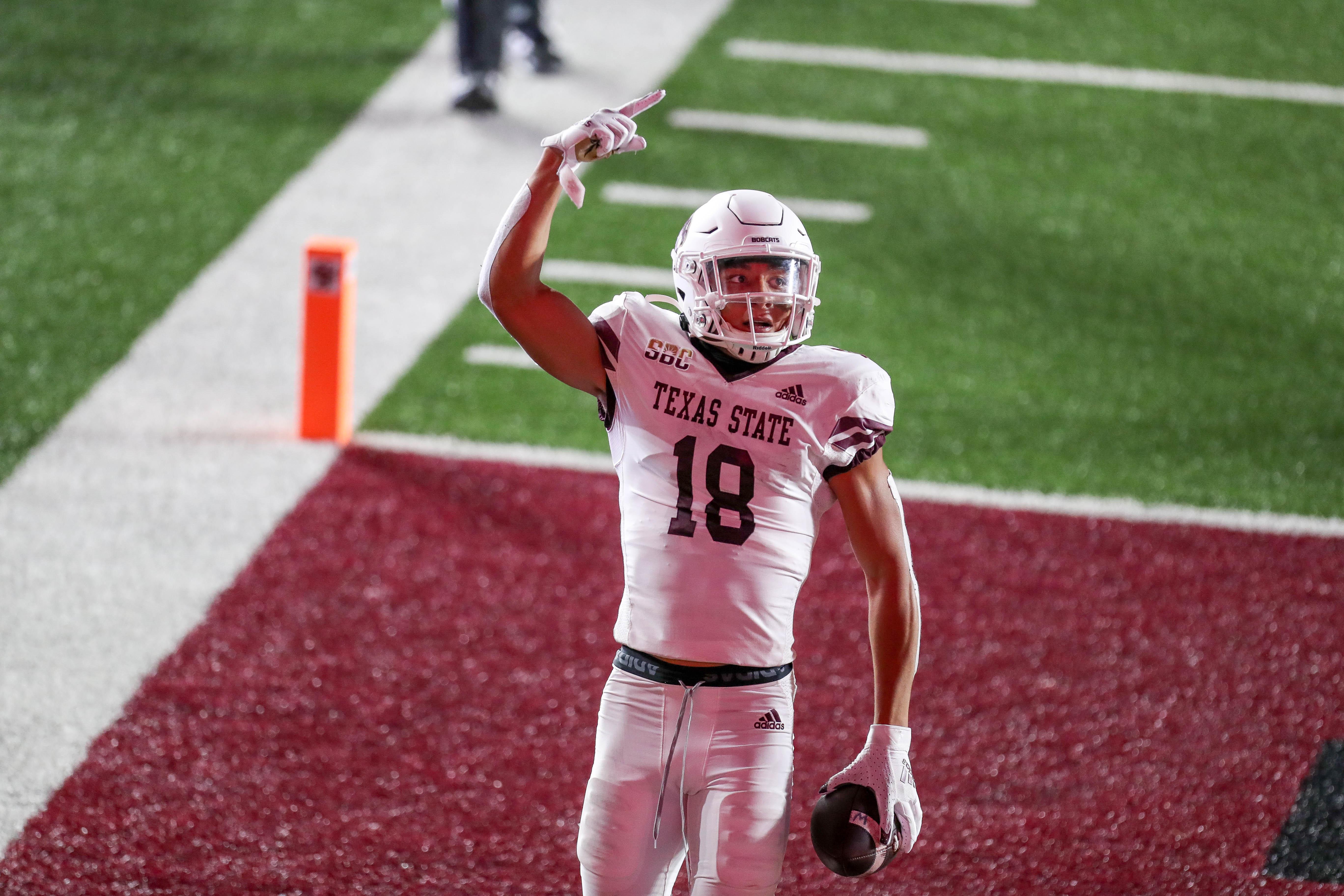 NCAA Football: Texas State at Boston College