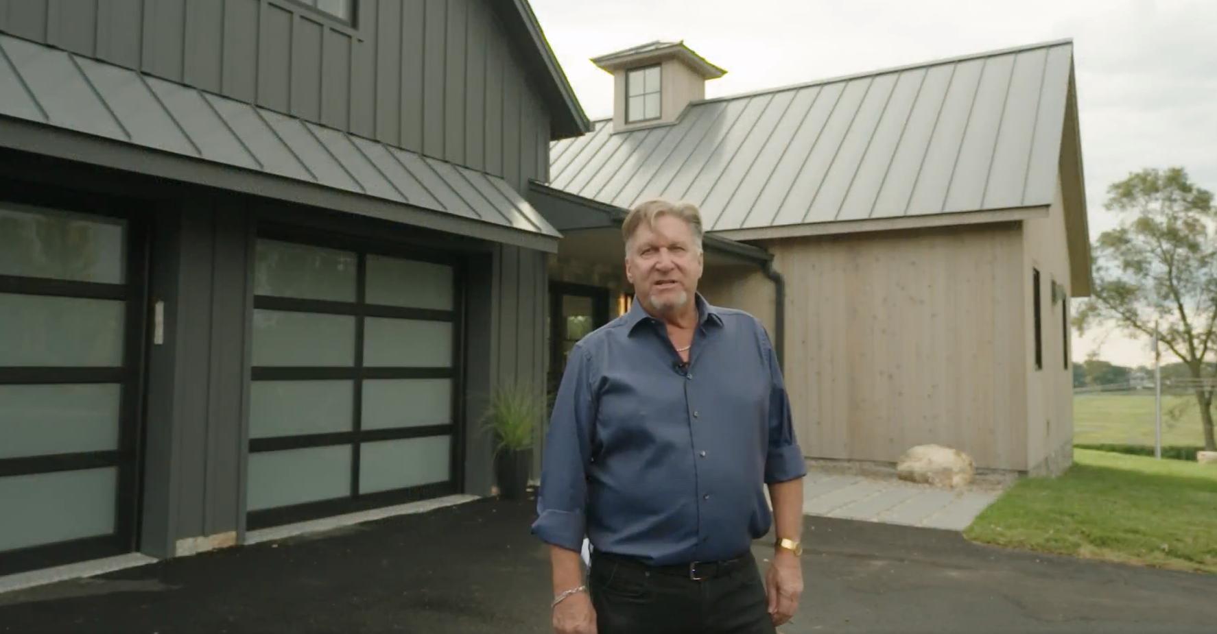 Builder Jerry Effren of Greyrock Homes