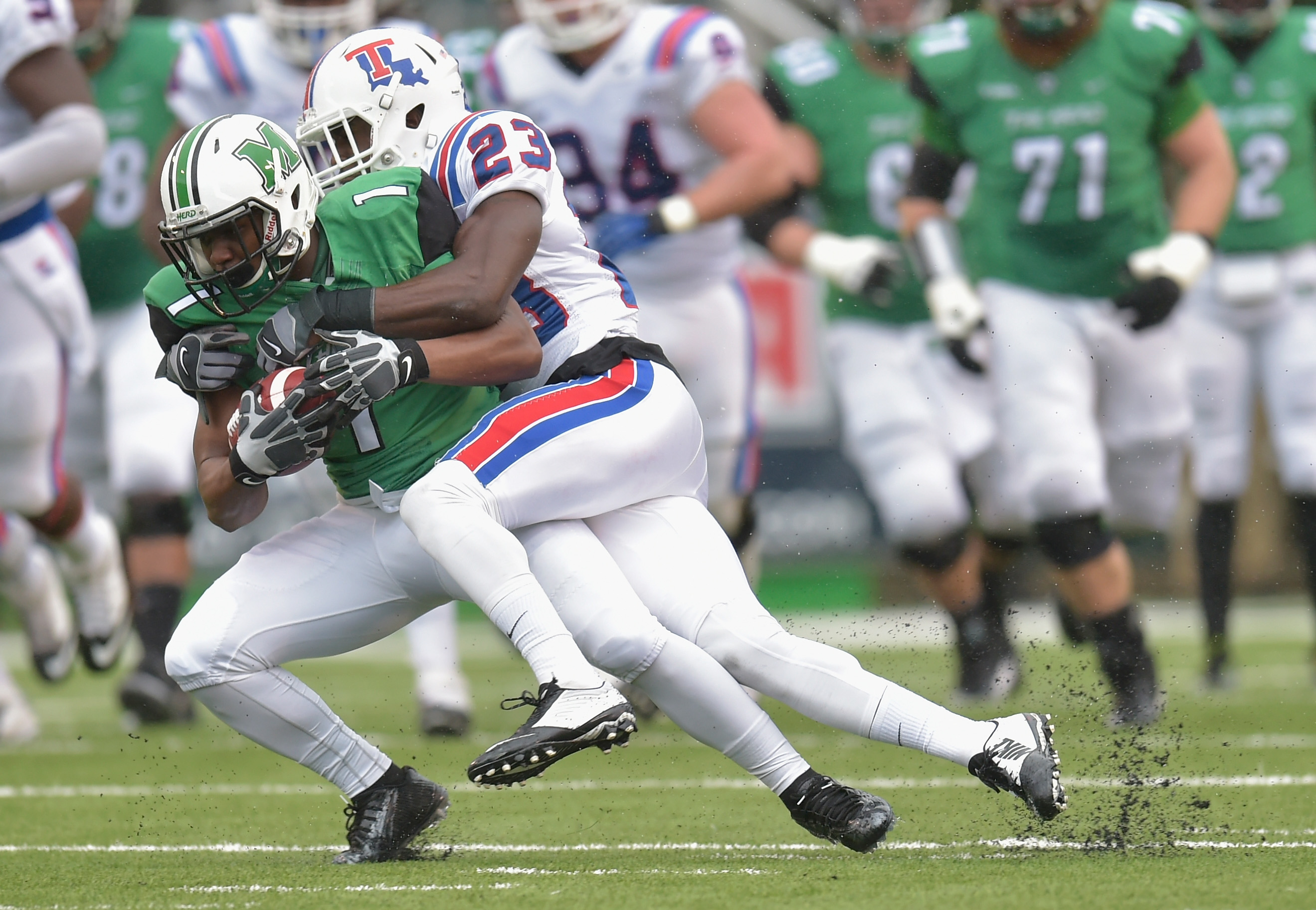 CUSA Football Championship - Louisiana Tech v Marshall