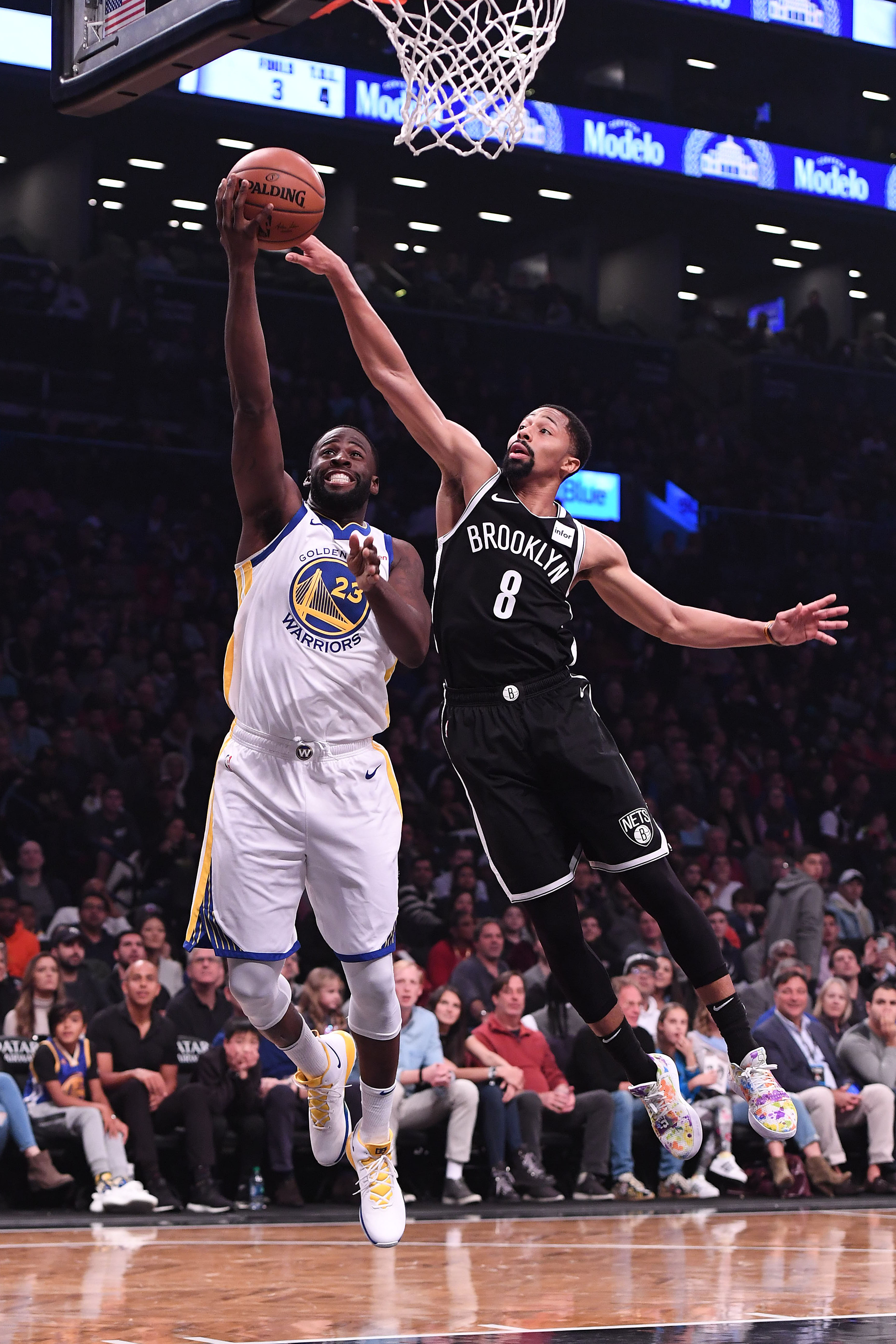Golden State Warriors v Brooklyn Nets
