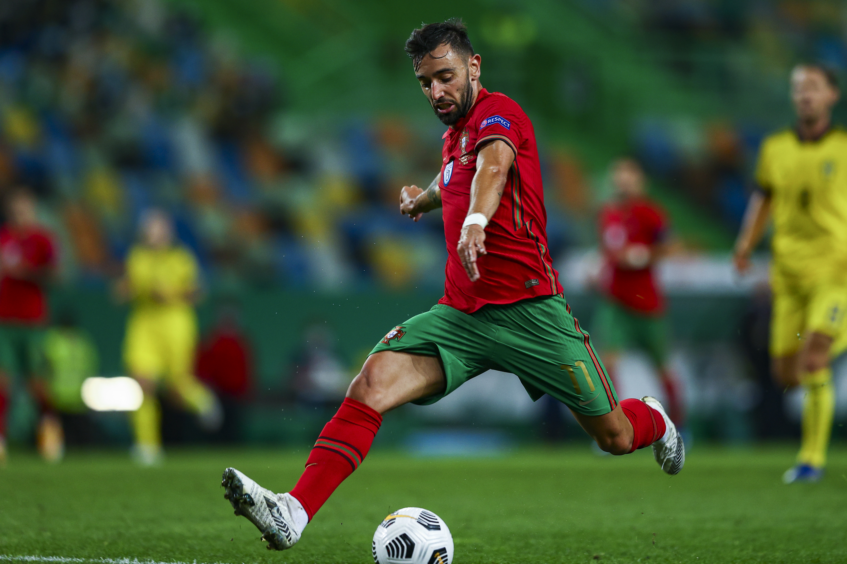 Portugal v Sweden - UEFA Nations League