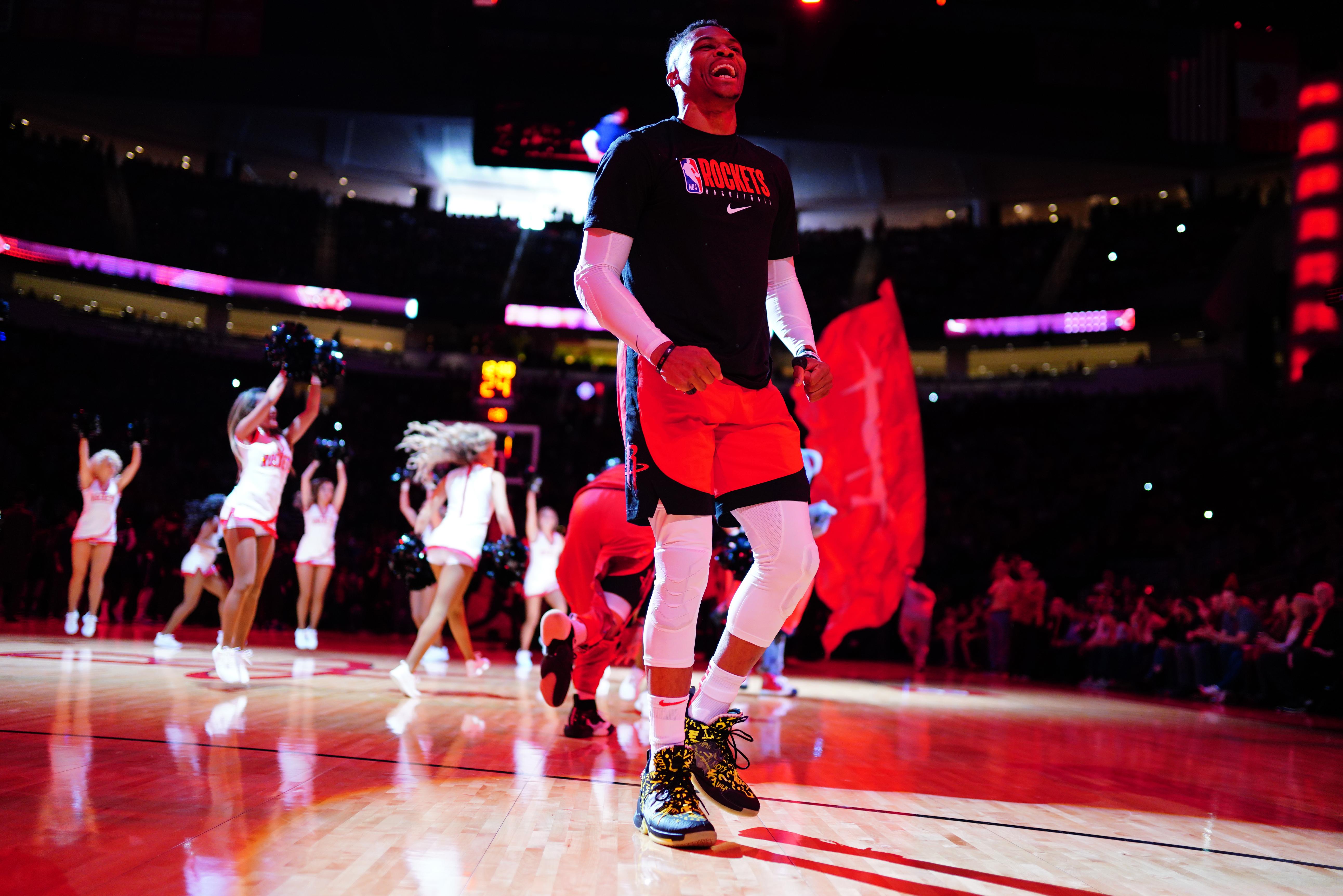 Dallas Mavericks vs Houston Rockets