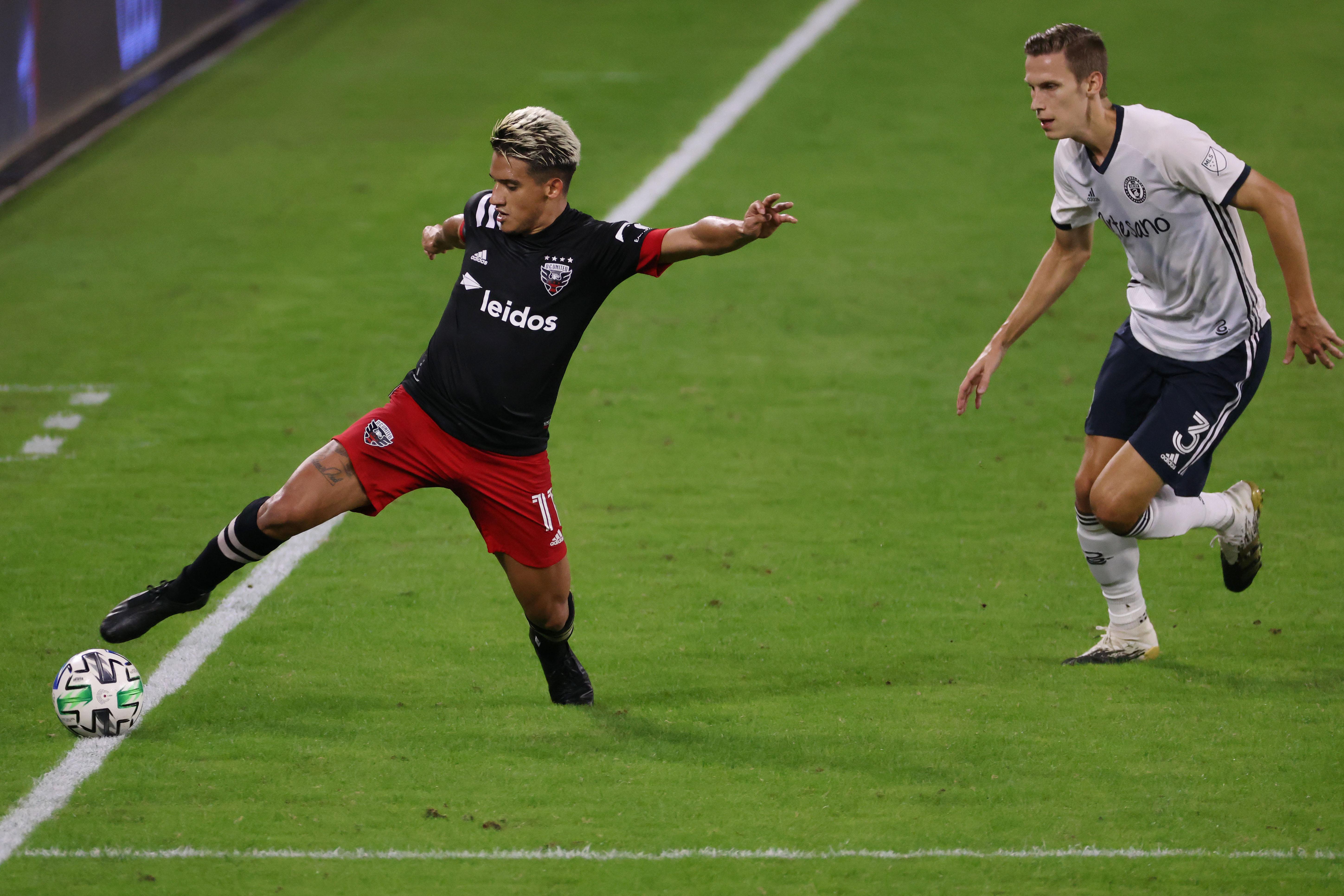 MLS: Philadelphia Union at D.C. United