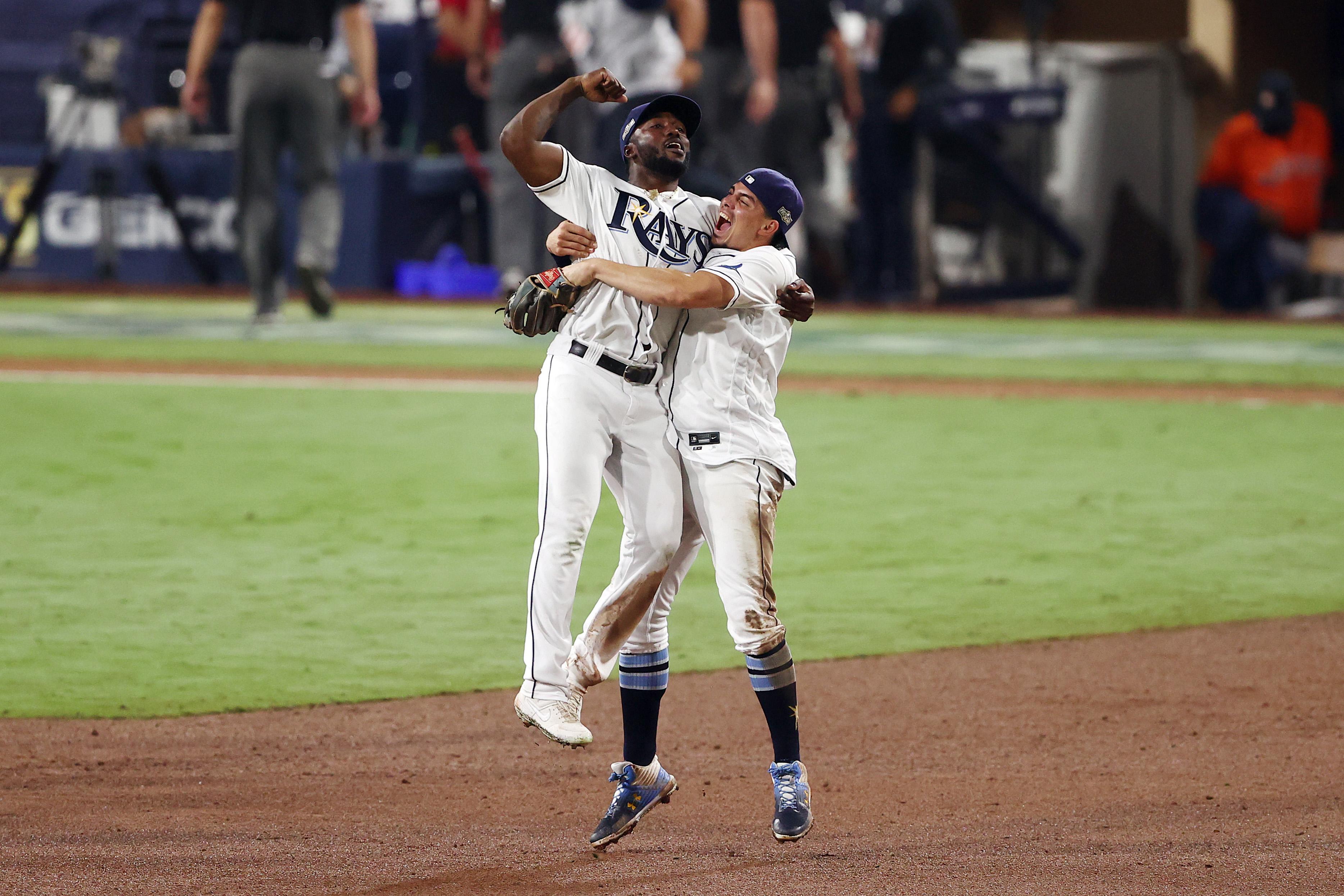联盟锦标赛 - 休斯顿Astros v Tampa Bay Rays  - 游戏七
