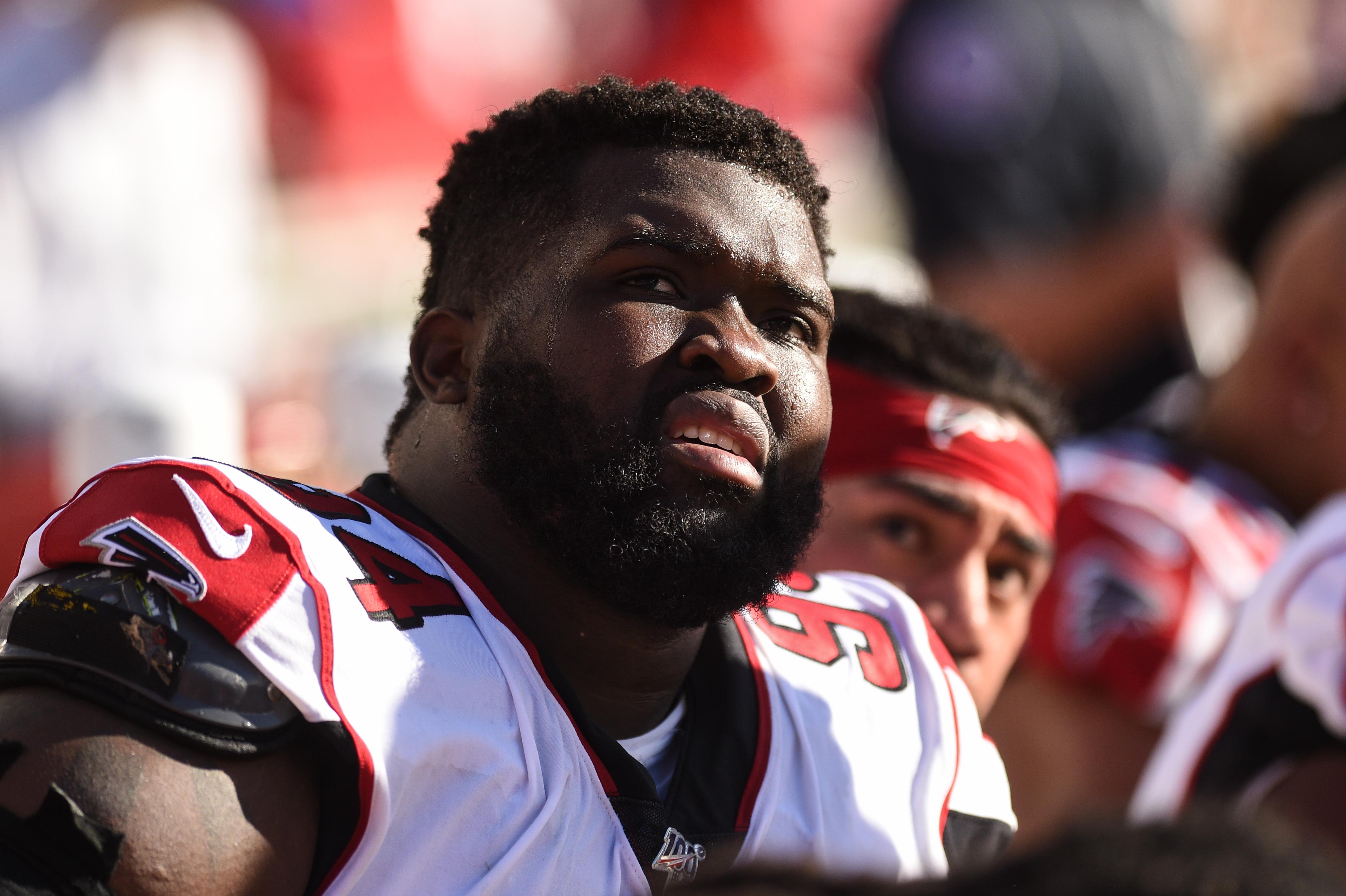 NFL: DEC 15 Falcons at 49ers