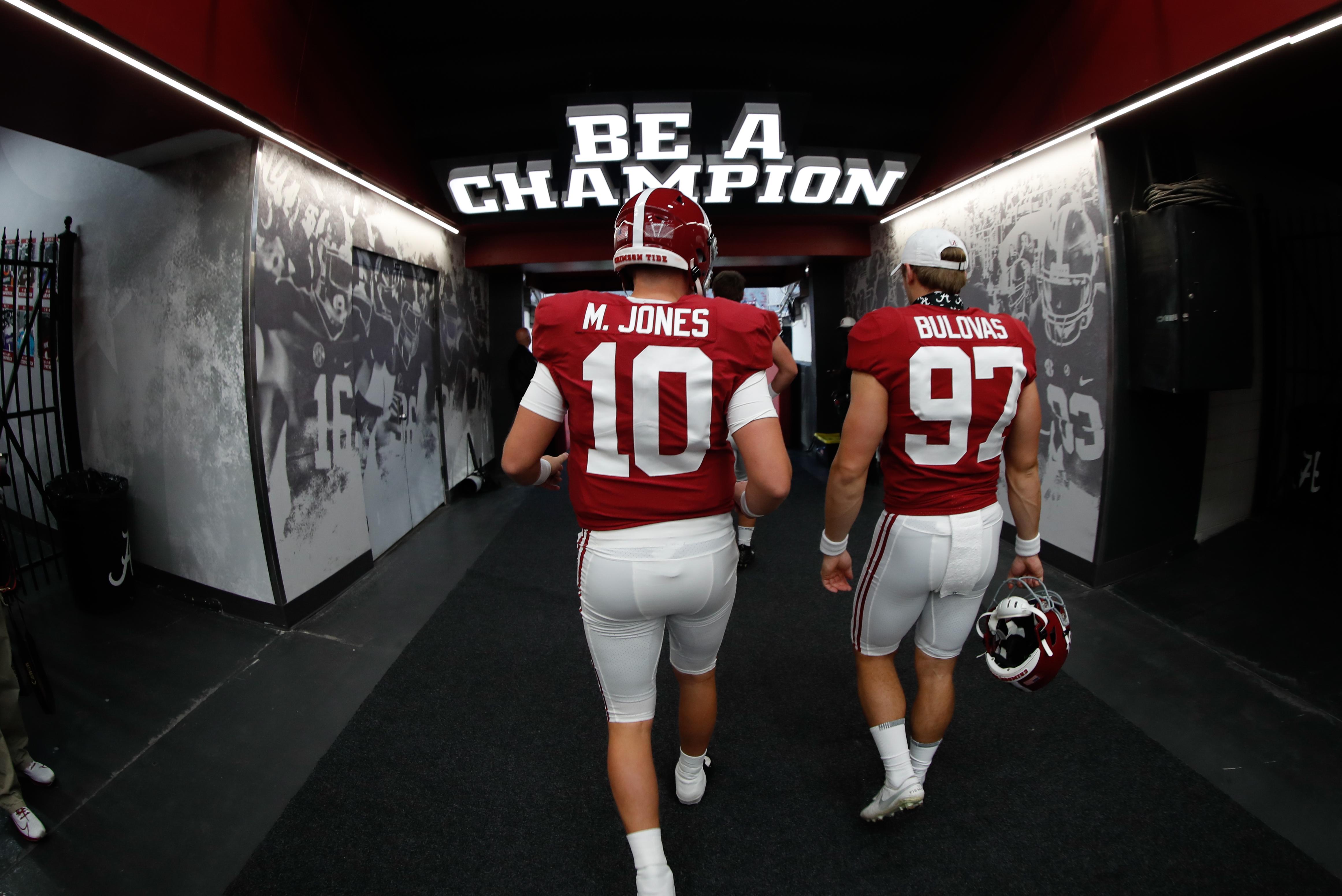 Georgia vs Alabama