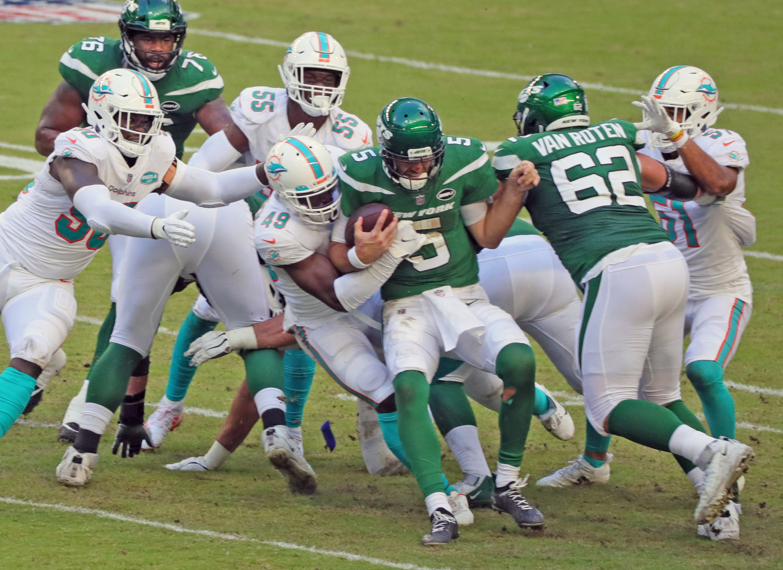 New York Jets vs. Miami Dolphins