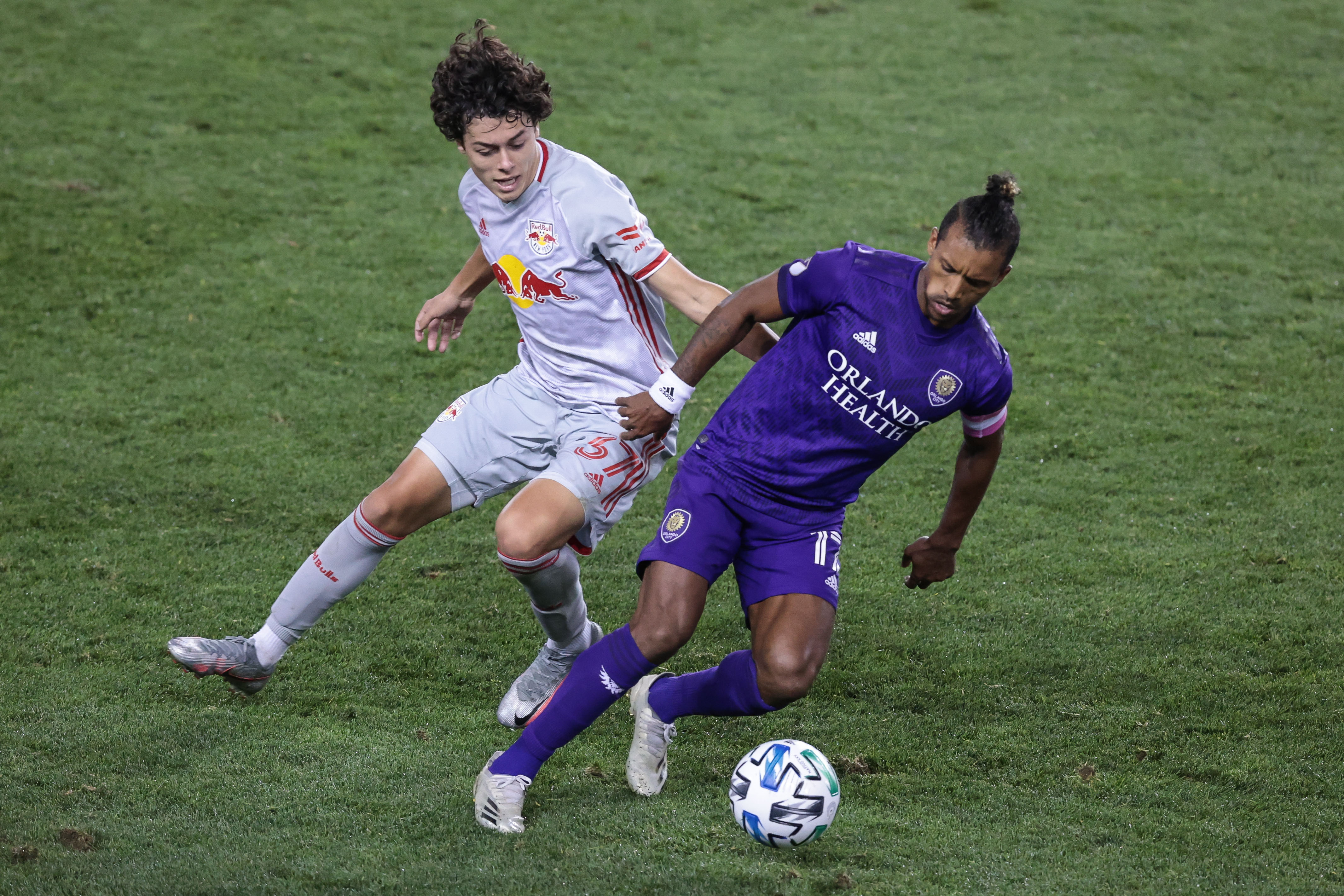 MLS: Orlando City SC at New York Red Bulls