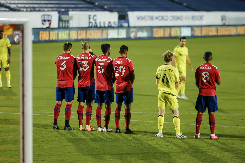 SOCCER: AUG 16 MLS Nashville SC at FC Dallas