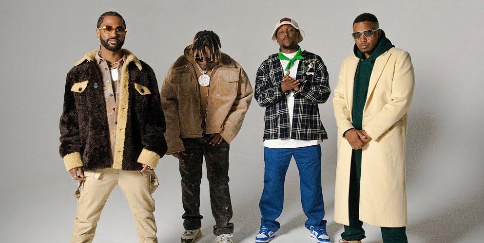 Big Sean, Don Toliver, Hit-Boy, and Nas