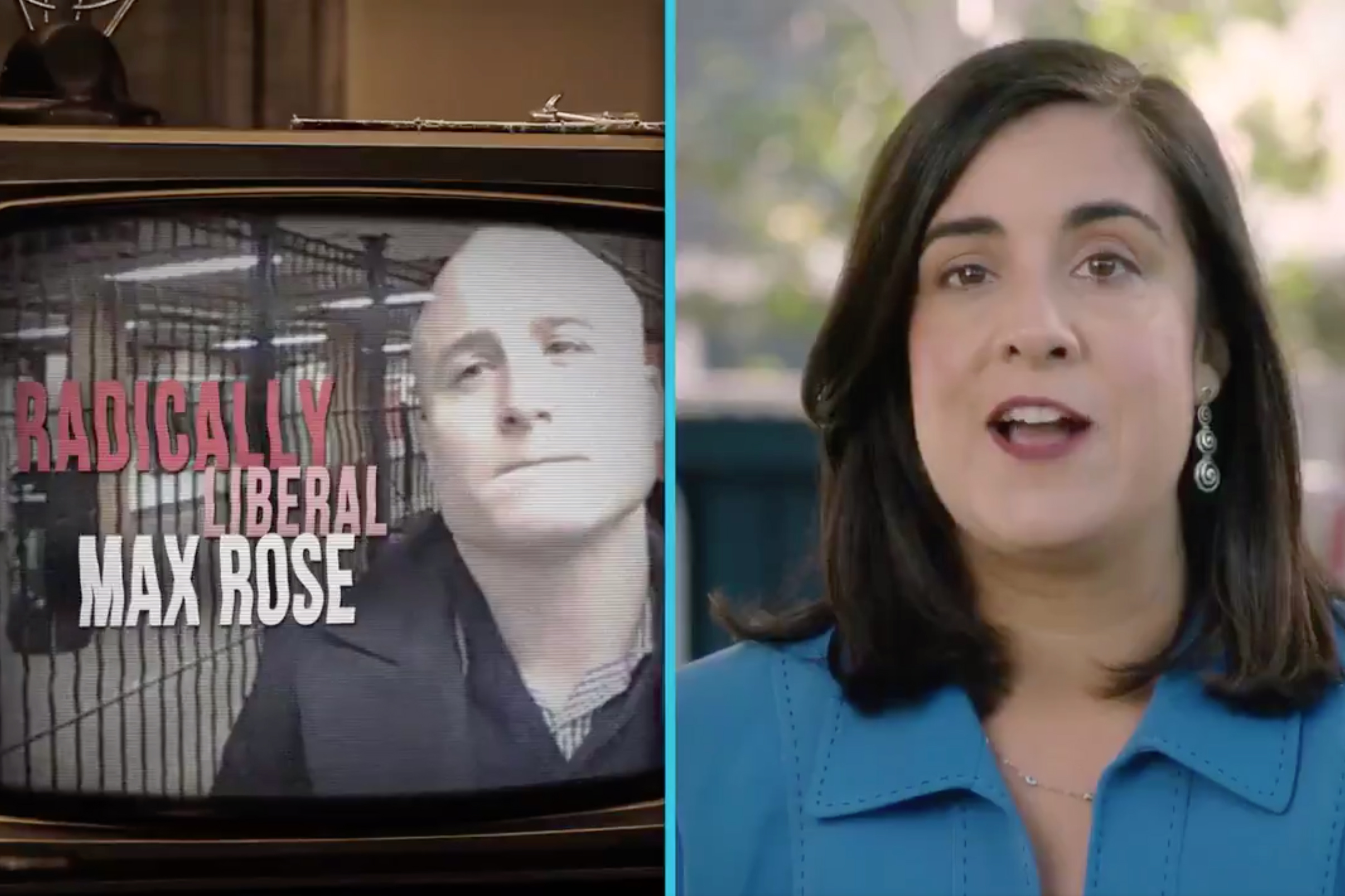 The Congressional campaign for Assemblymember Nicole Malliotakis has been running negative video ads against incumbent Rep. Max Rose.