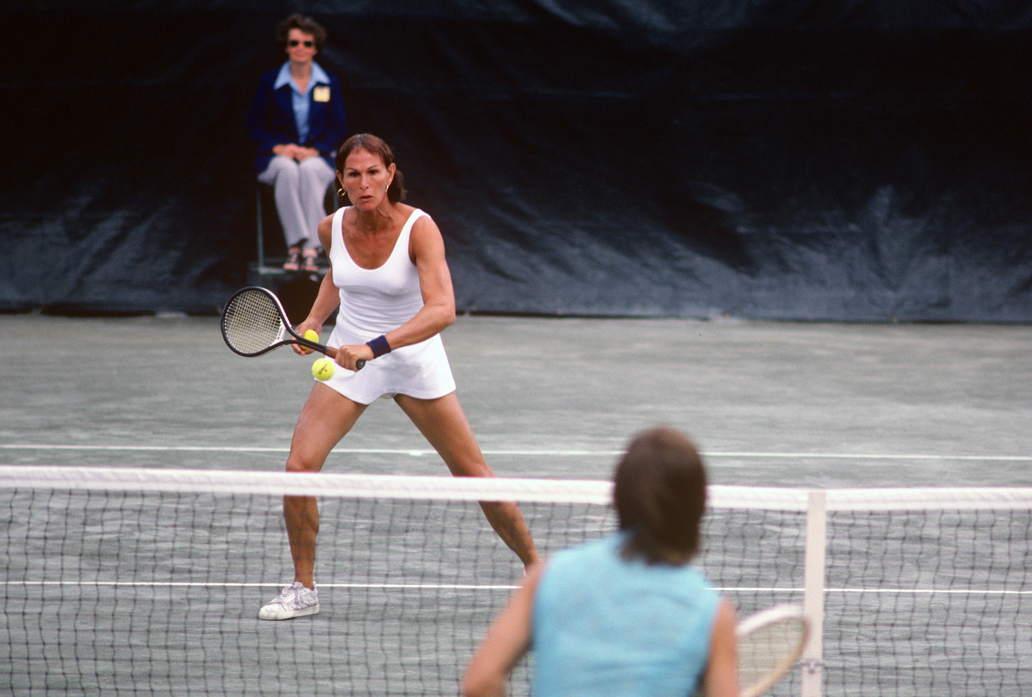 1977 US Open Tennis Championship
