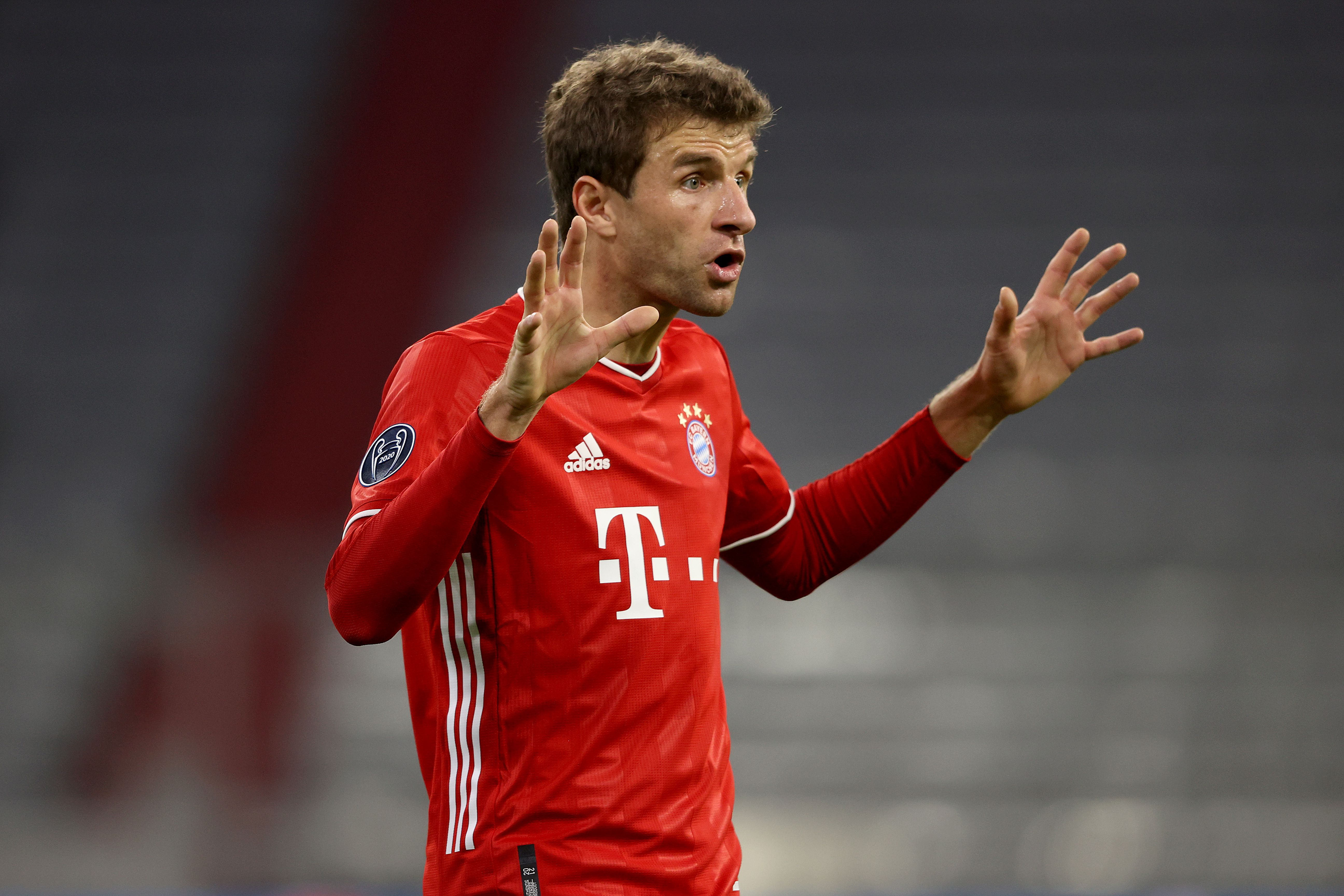FC Bayern Muenchen v Atletico Madrid: Group A - UEFA Champions League