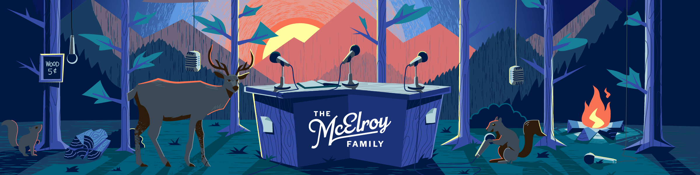 The McElroy Family