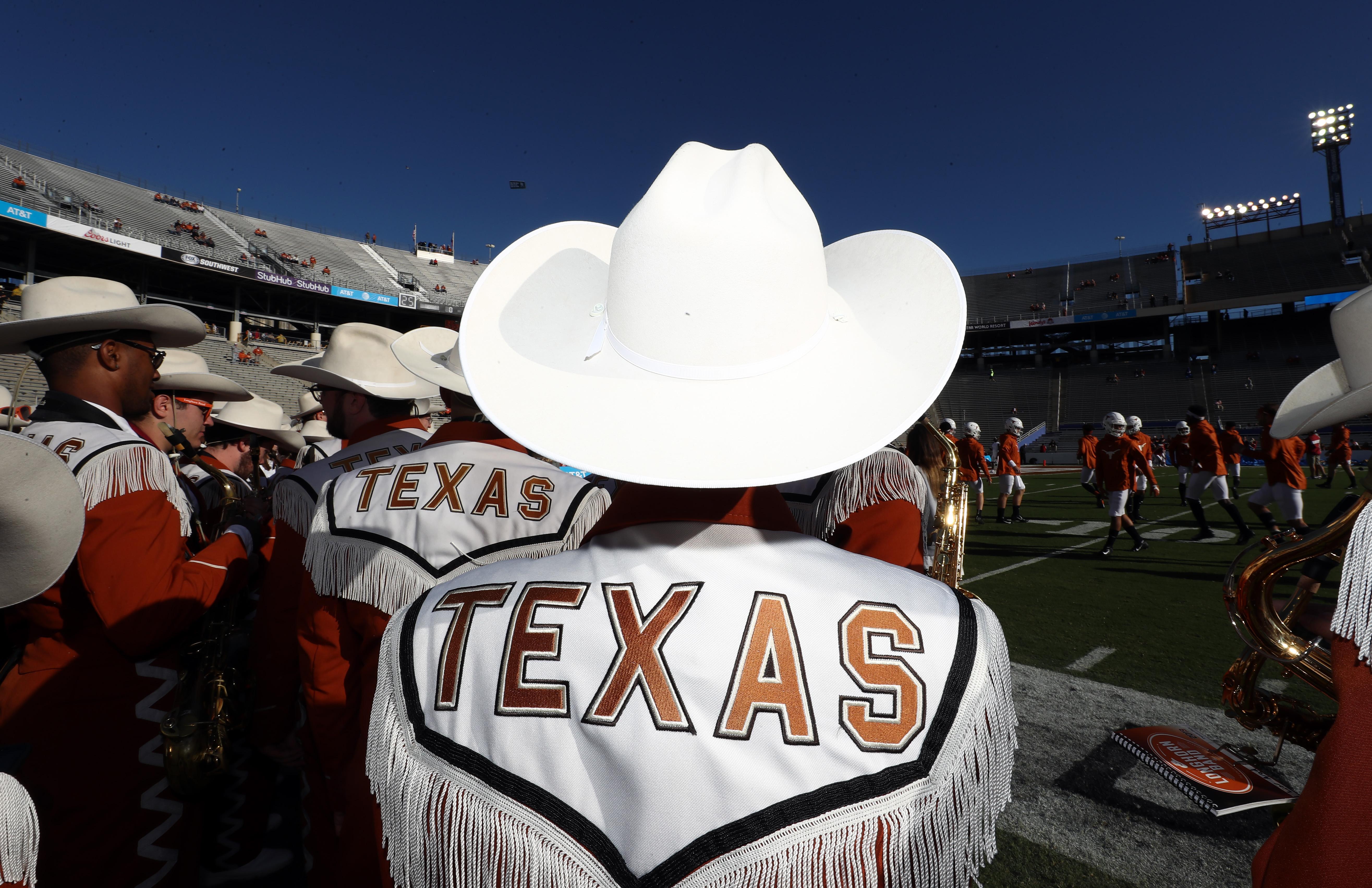 Oklahoma v Texas