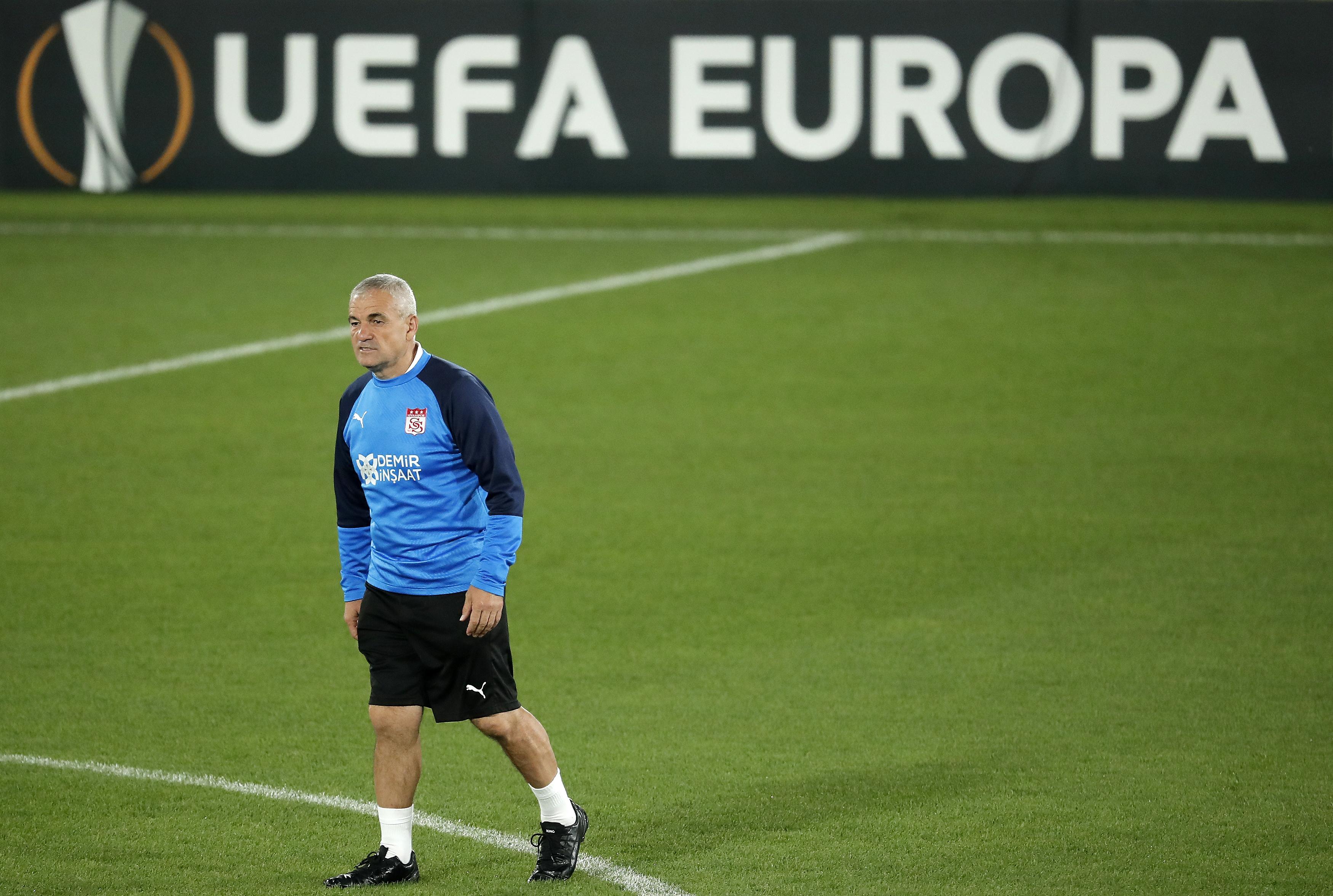Ahead of Villarreal v Sivasspor - UEFA Europa League