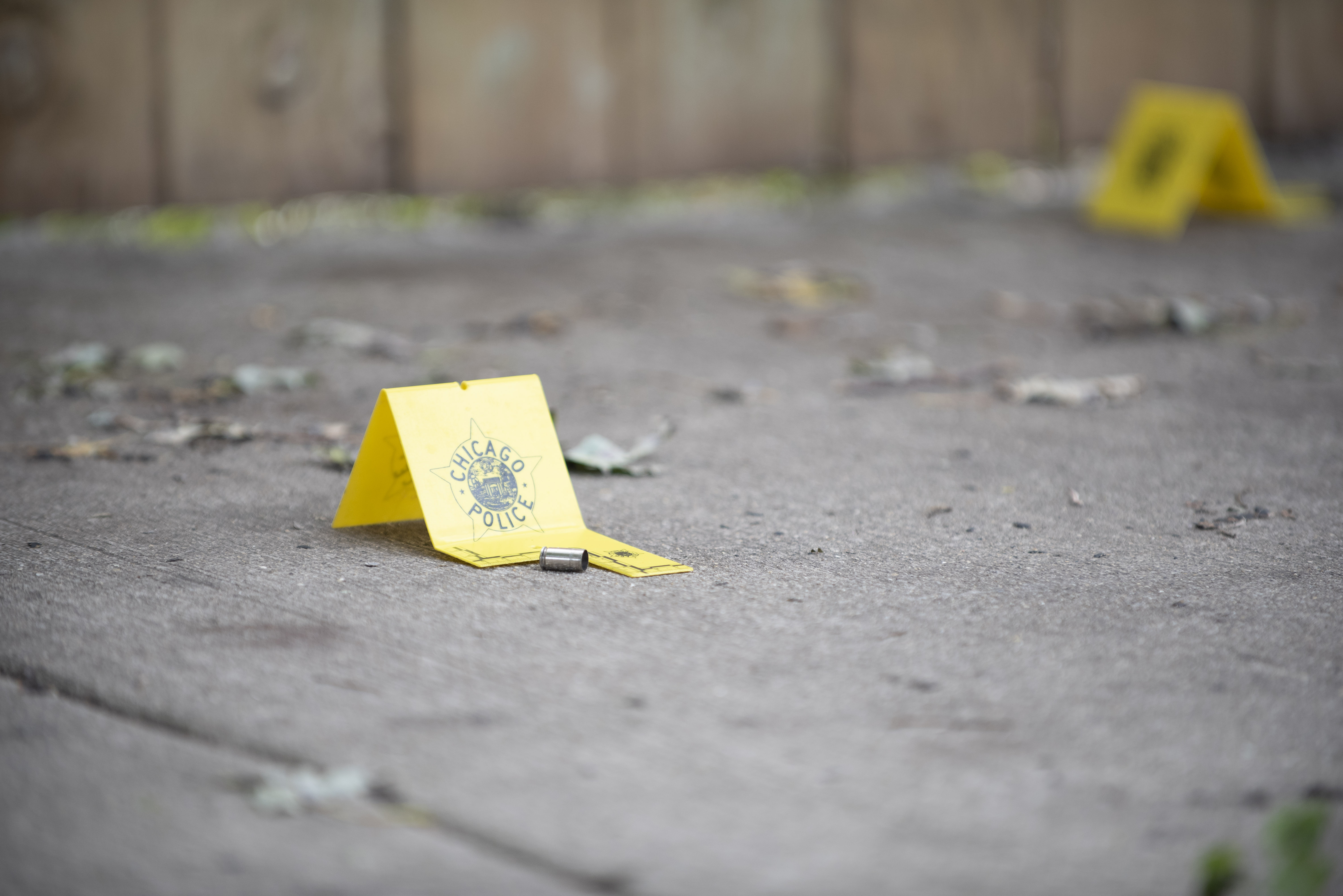 A man was shot dead Oct. 22, 2020, in Chatham.