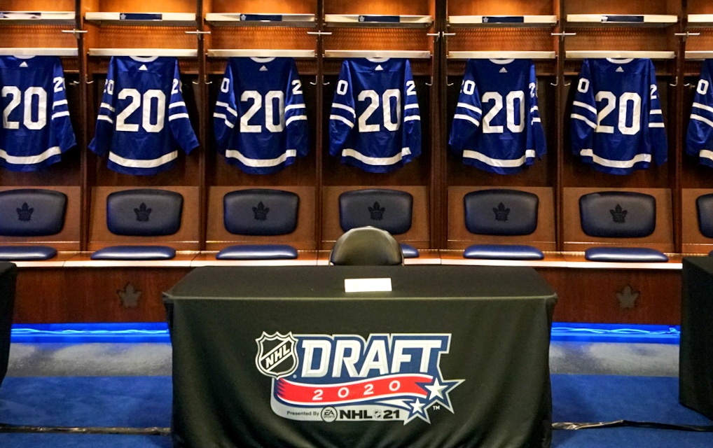 2020 NHL Draft - Round One