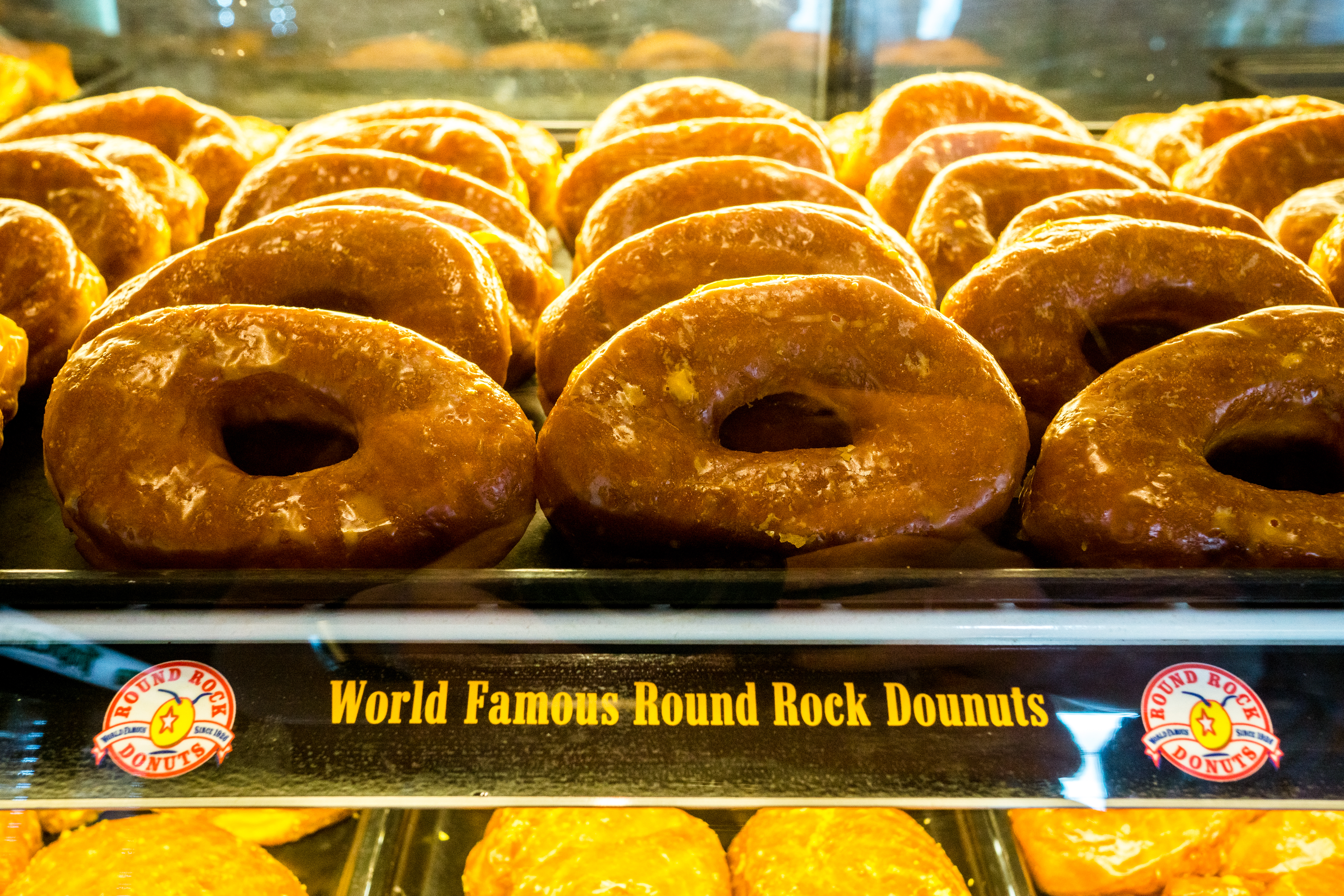 Doughnuts from Round Rock Donuts