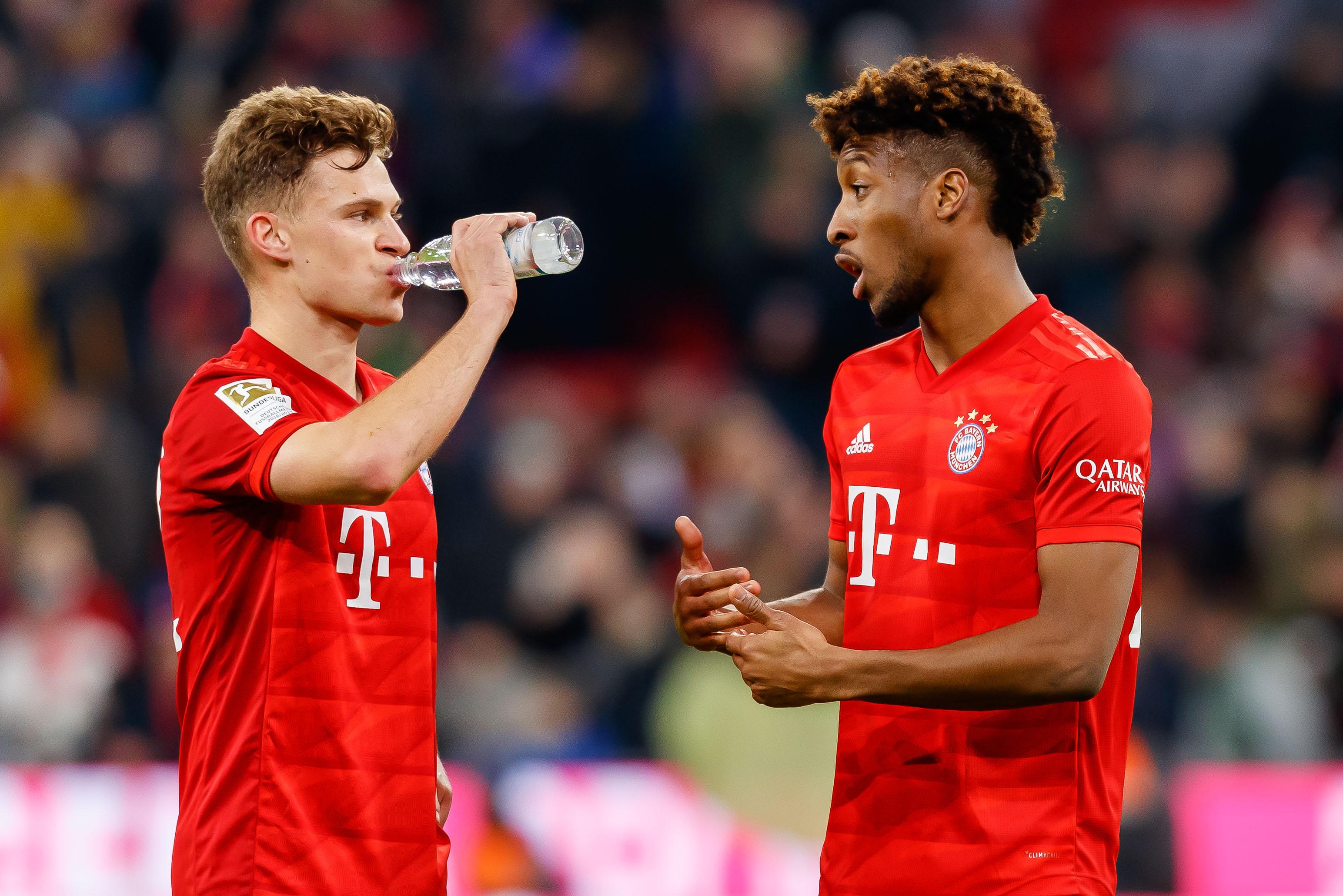 FC Bayern Muenchen v RB Leipzig - Bundesliga
