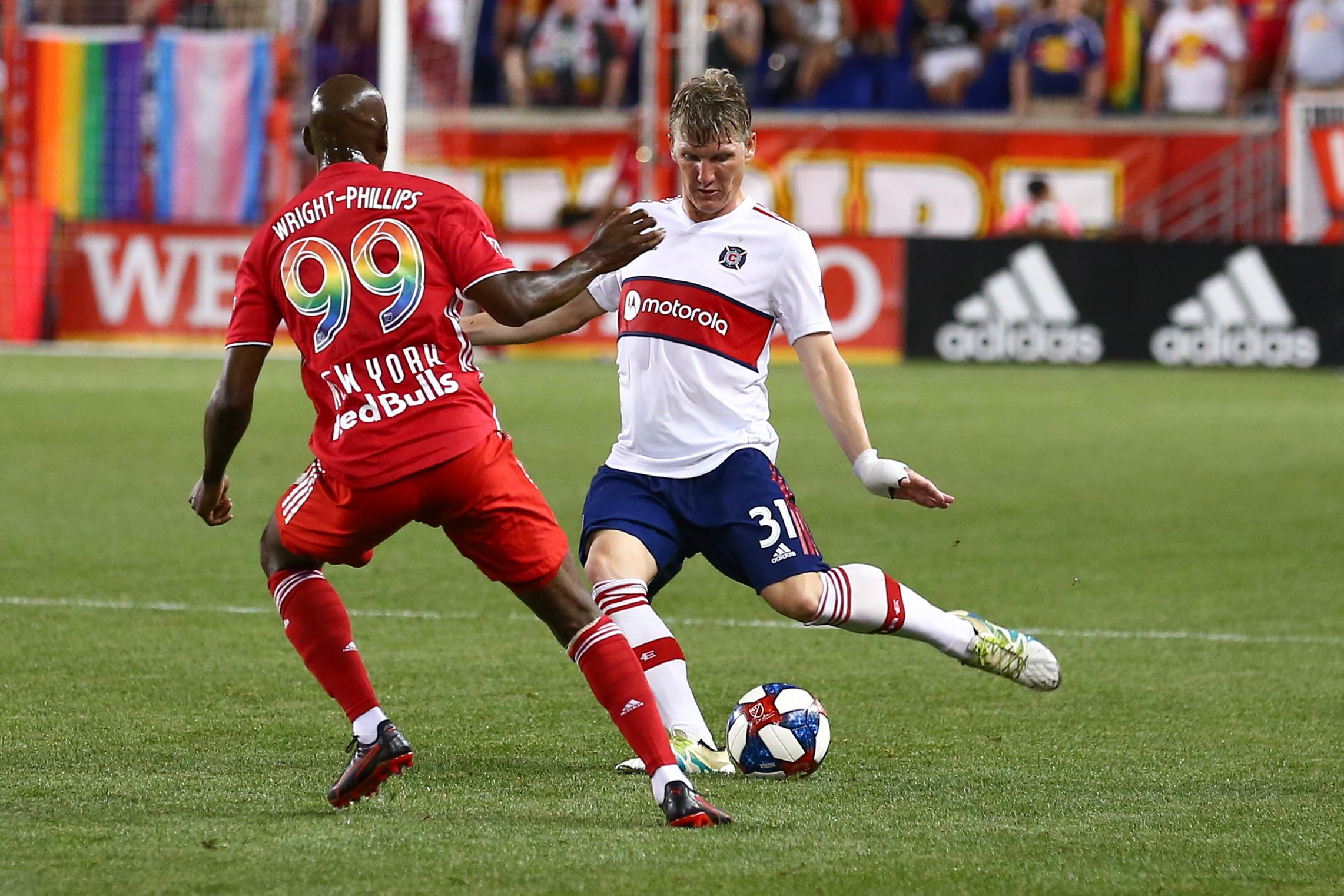 SOCCER: JUN 28 MLS - Chicago Fire at New York Red Bulls