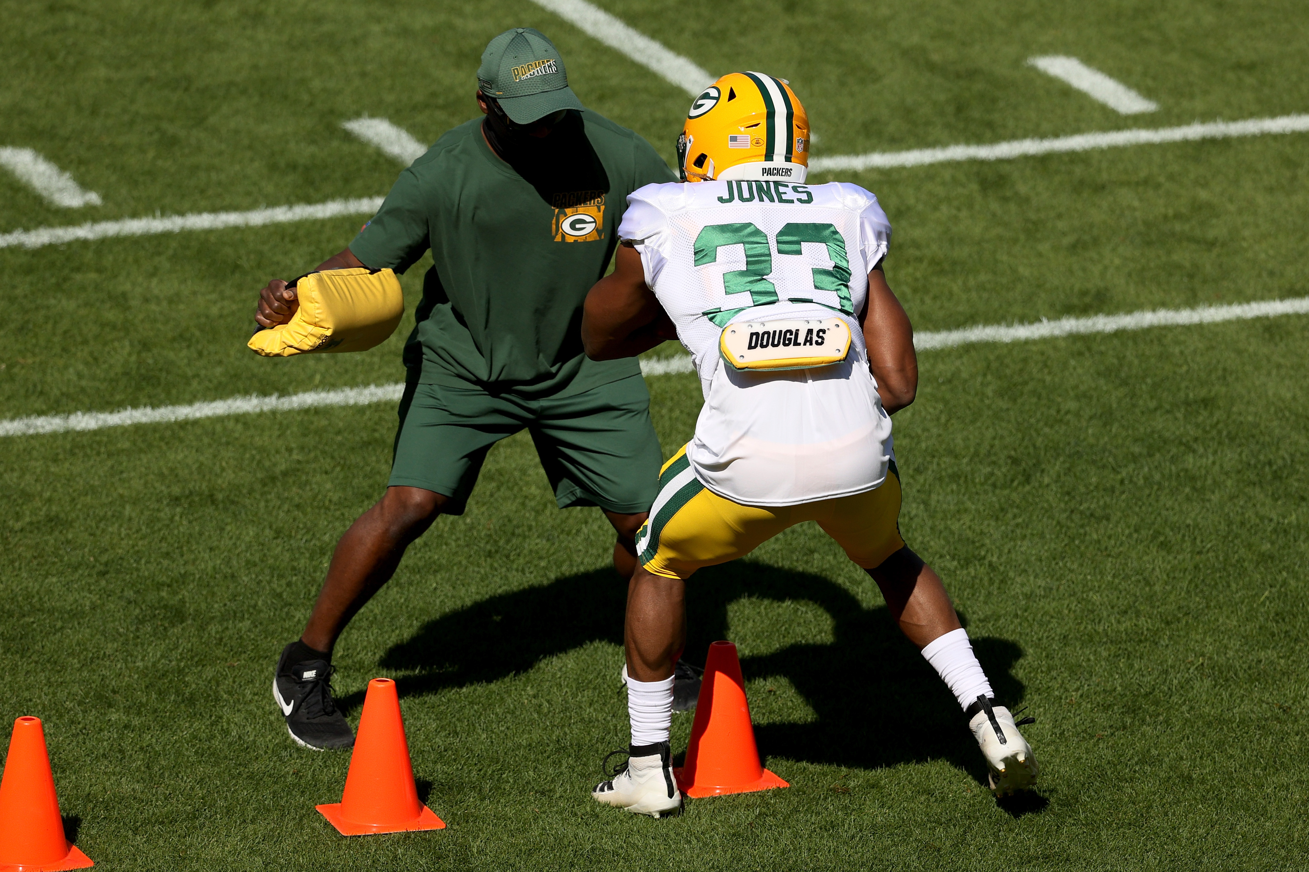 Green Bay Packers Training Camp
