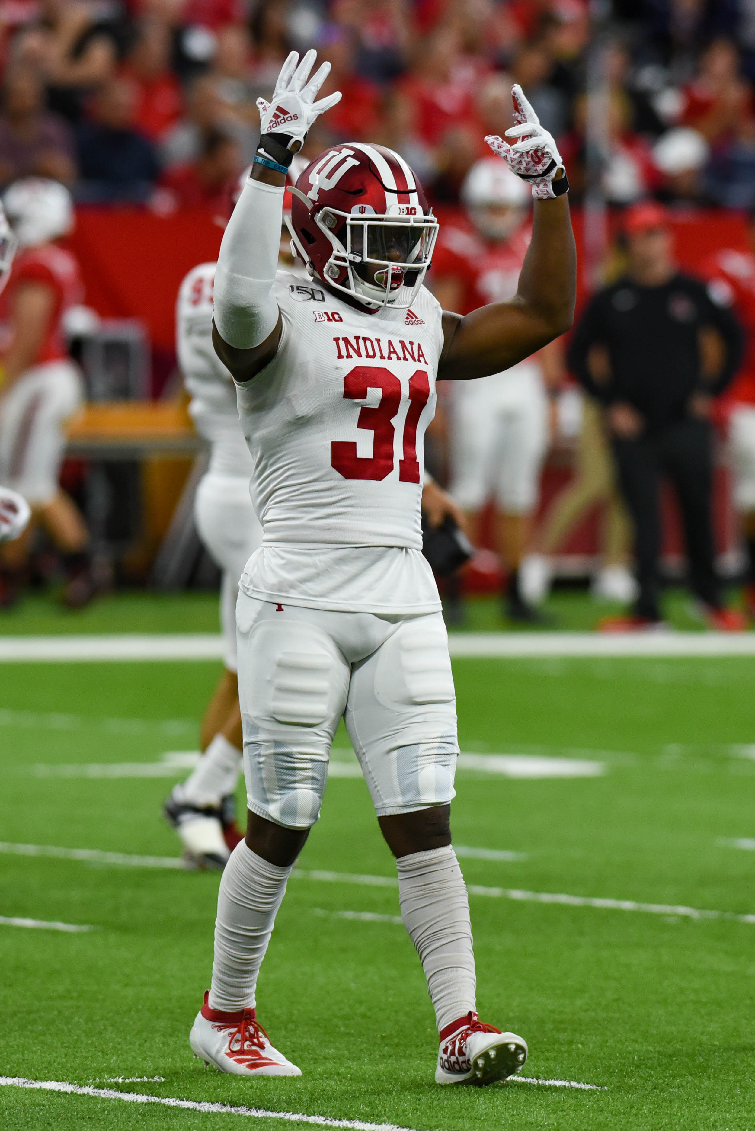 COLLEGE FOOTBALL: AUG 31 Indiana v Ball State