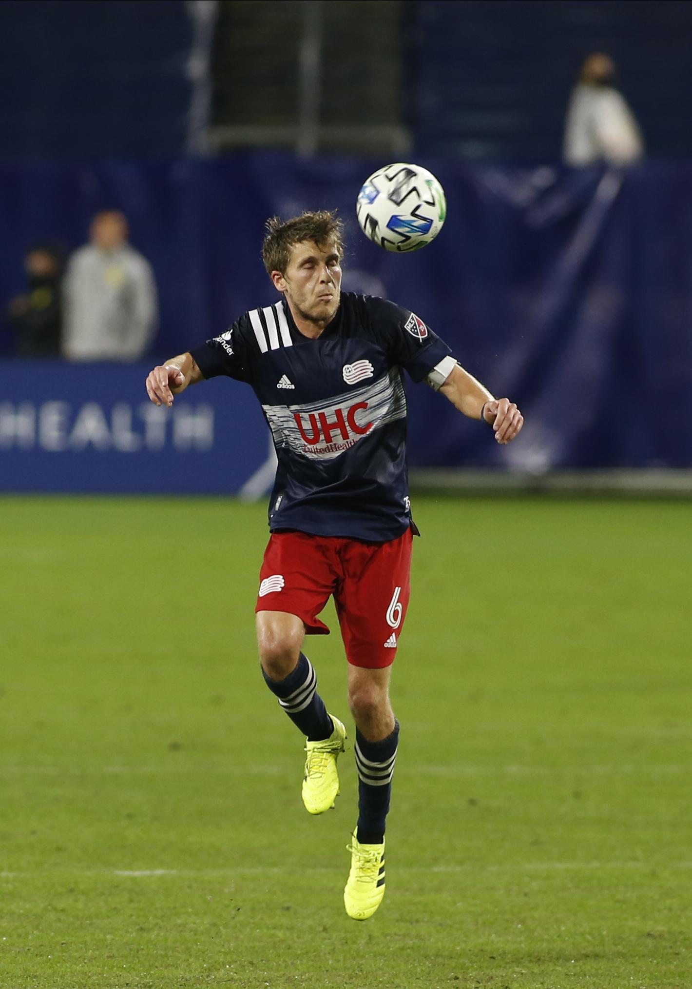 SOCCER: OCT 23 MLS - New England Revolution at Nashville SC