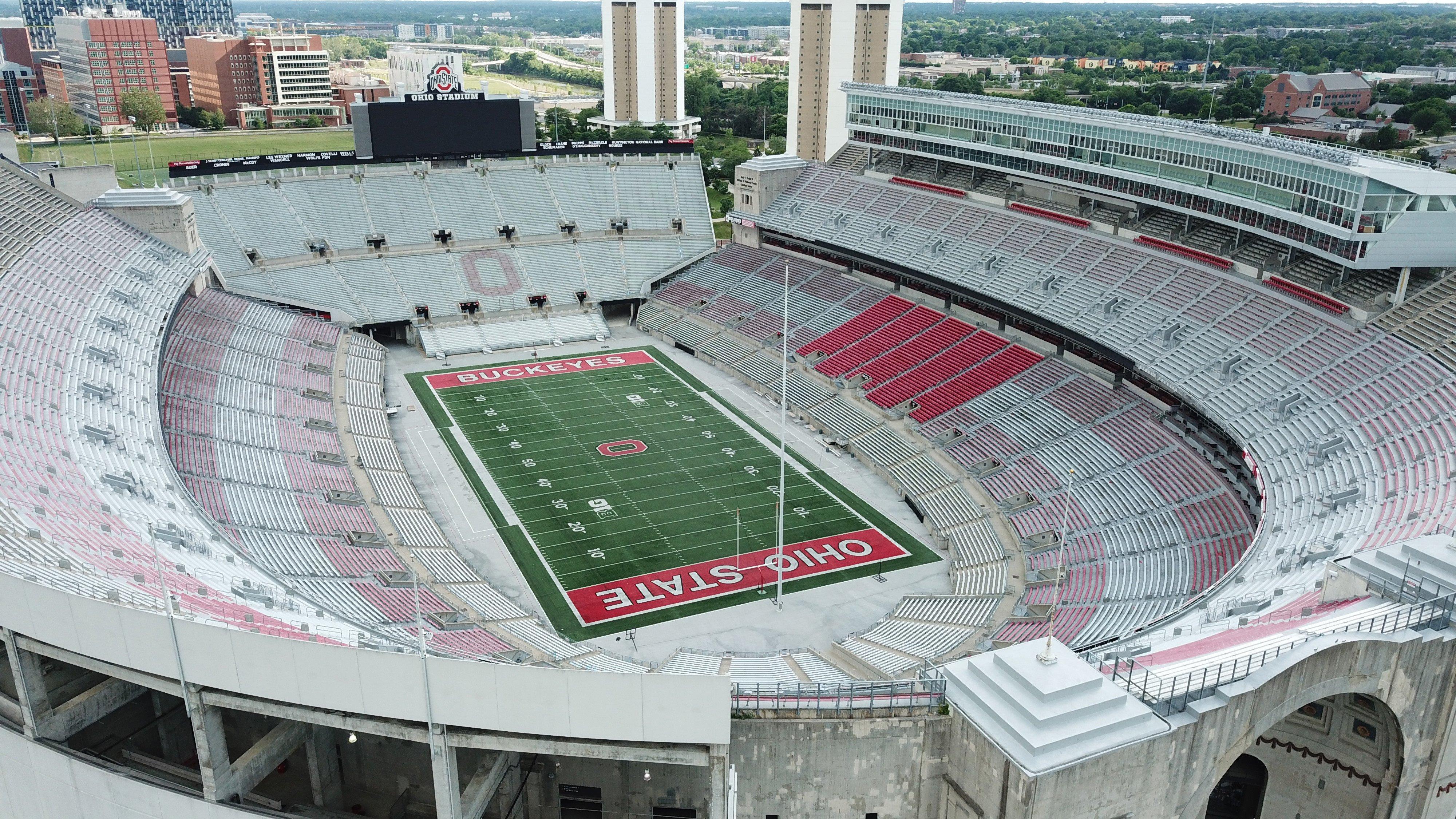 NCAA Football: Ohio Stadium