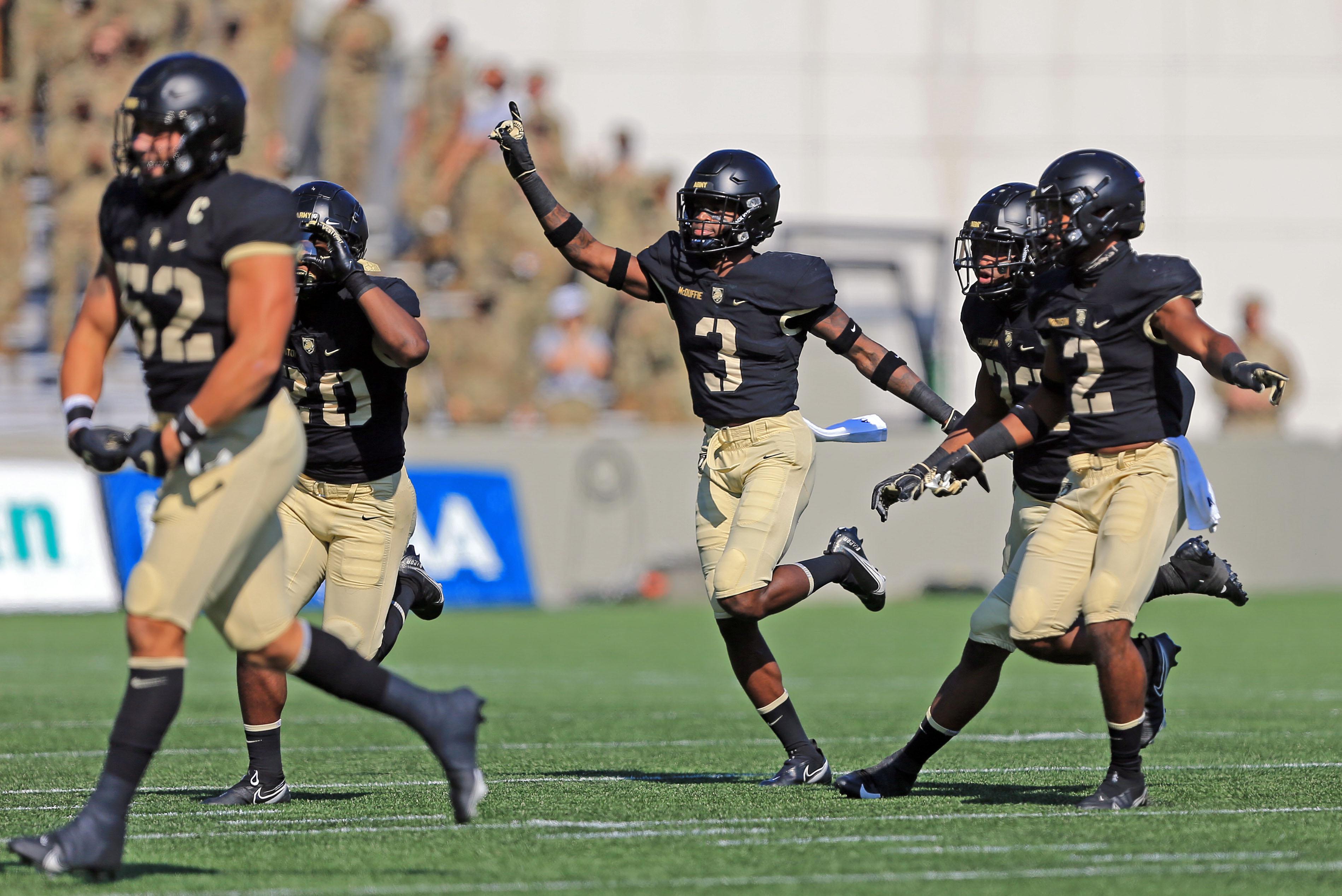 NCAA Football: The Citadel at Army